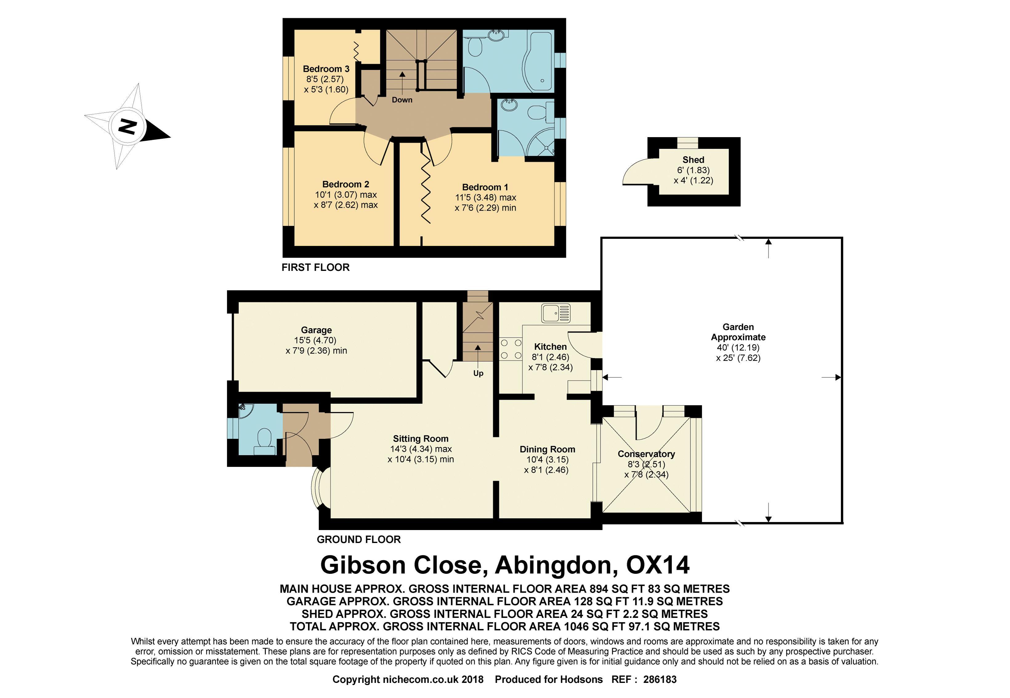 Gibson Close