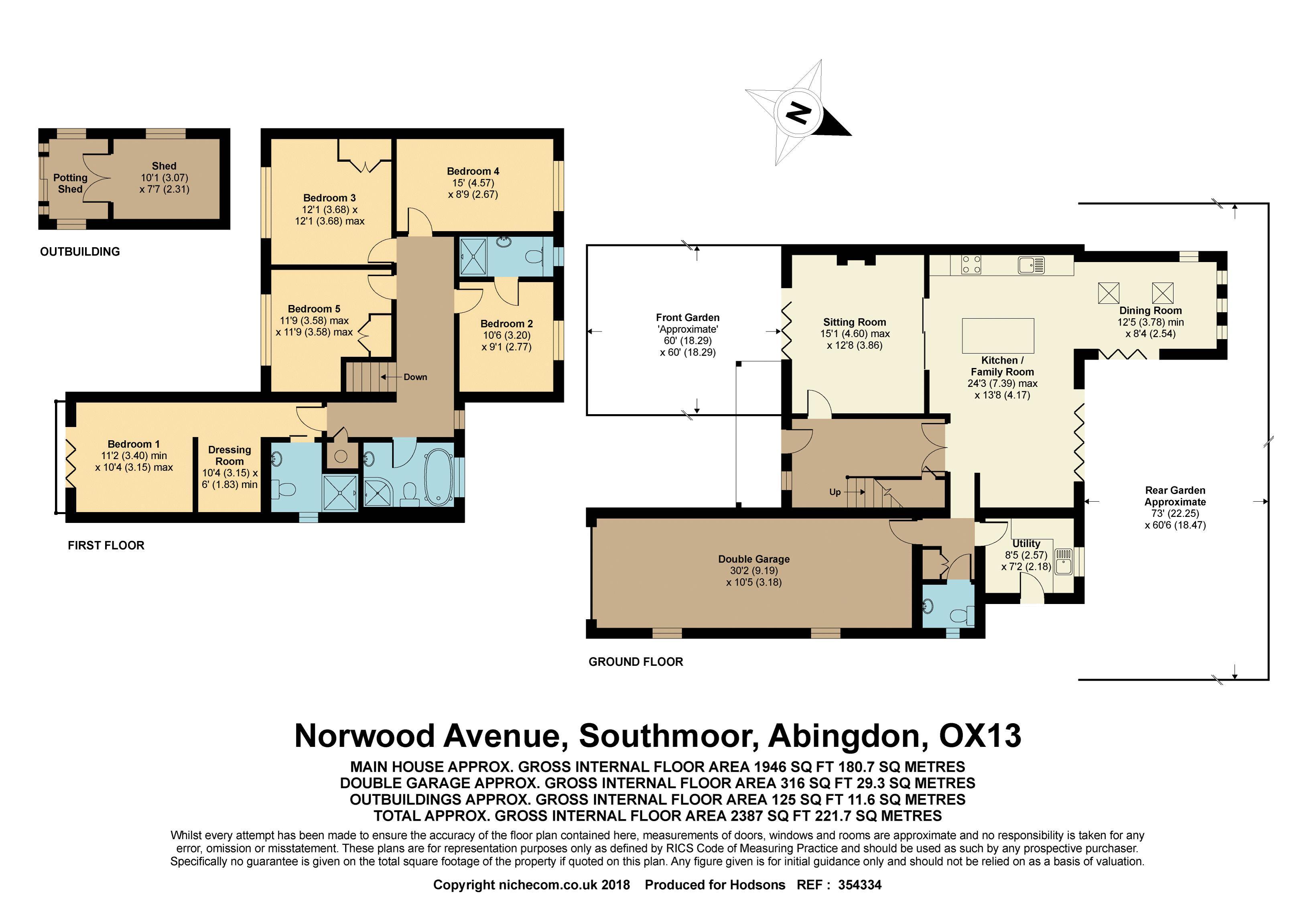 14 Norwood Avenue Southmoor