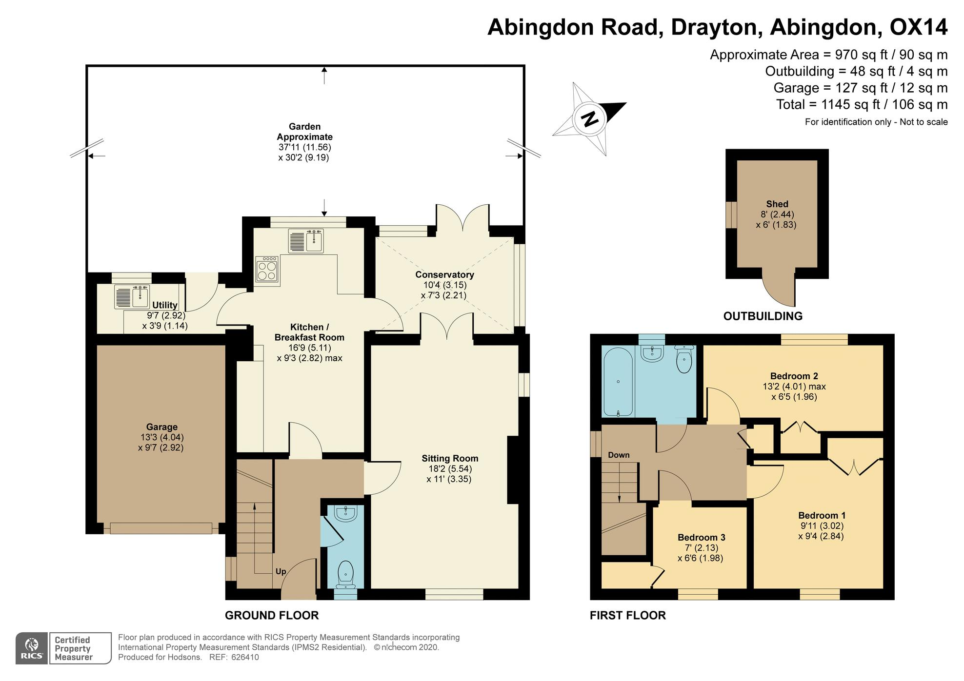 Abingdon Road Drayton