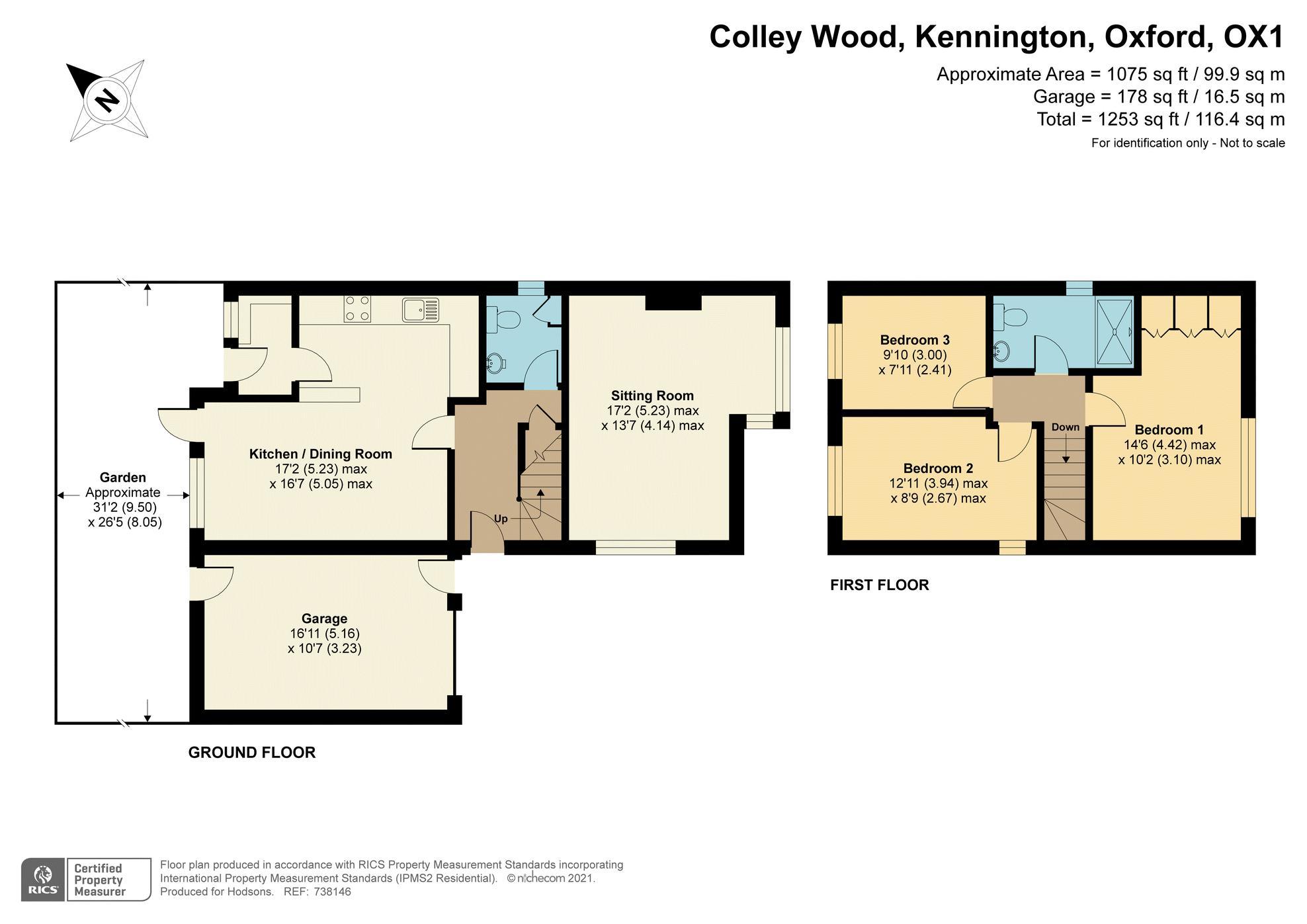 Colley Wood Kennington