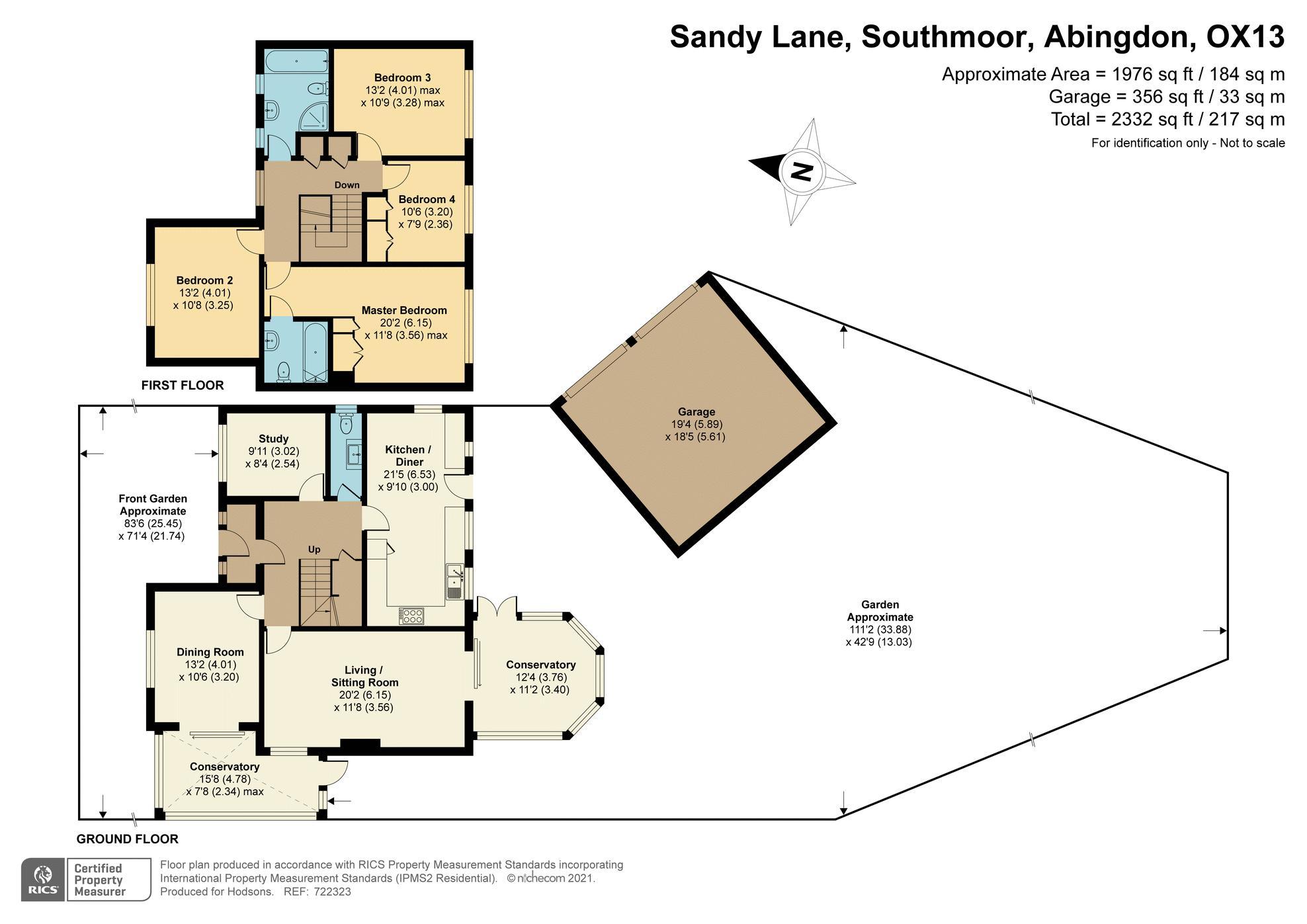 Sandy Lane Southmoor