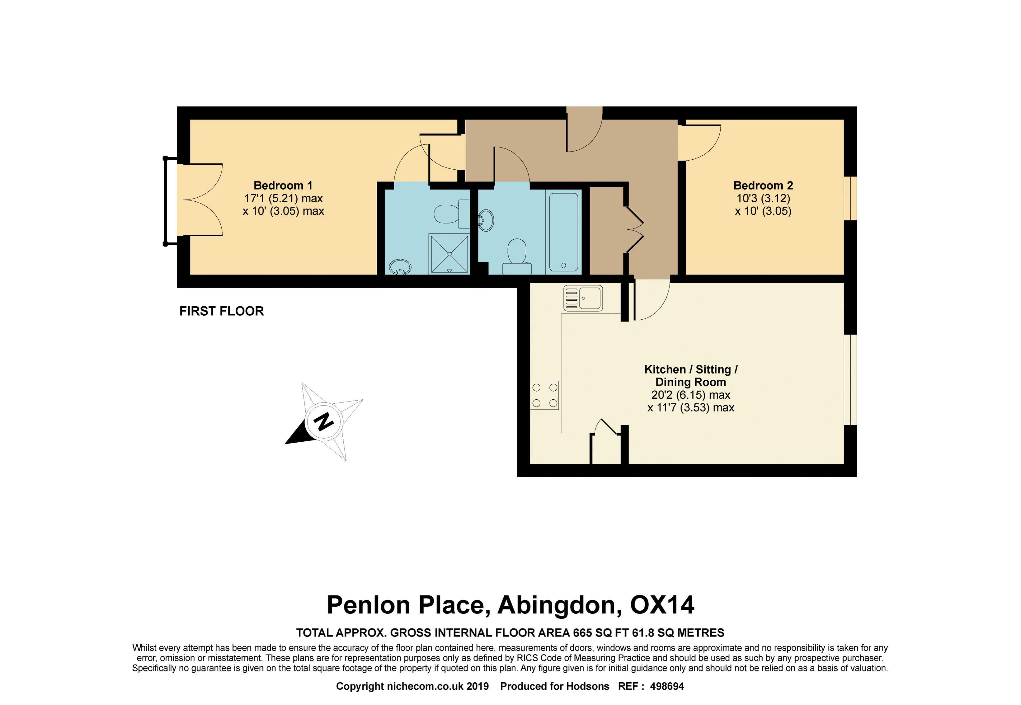 Penlon Place