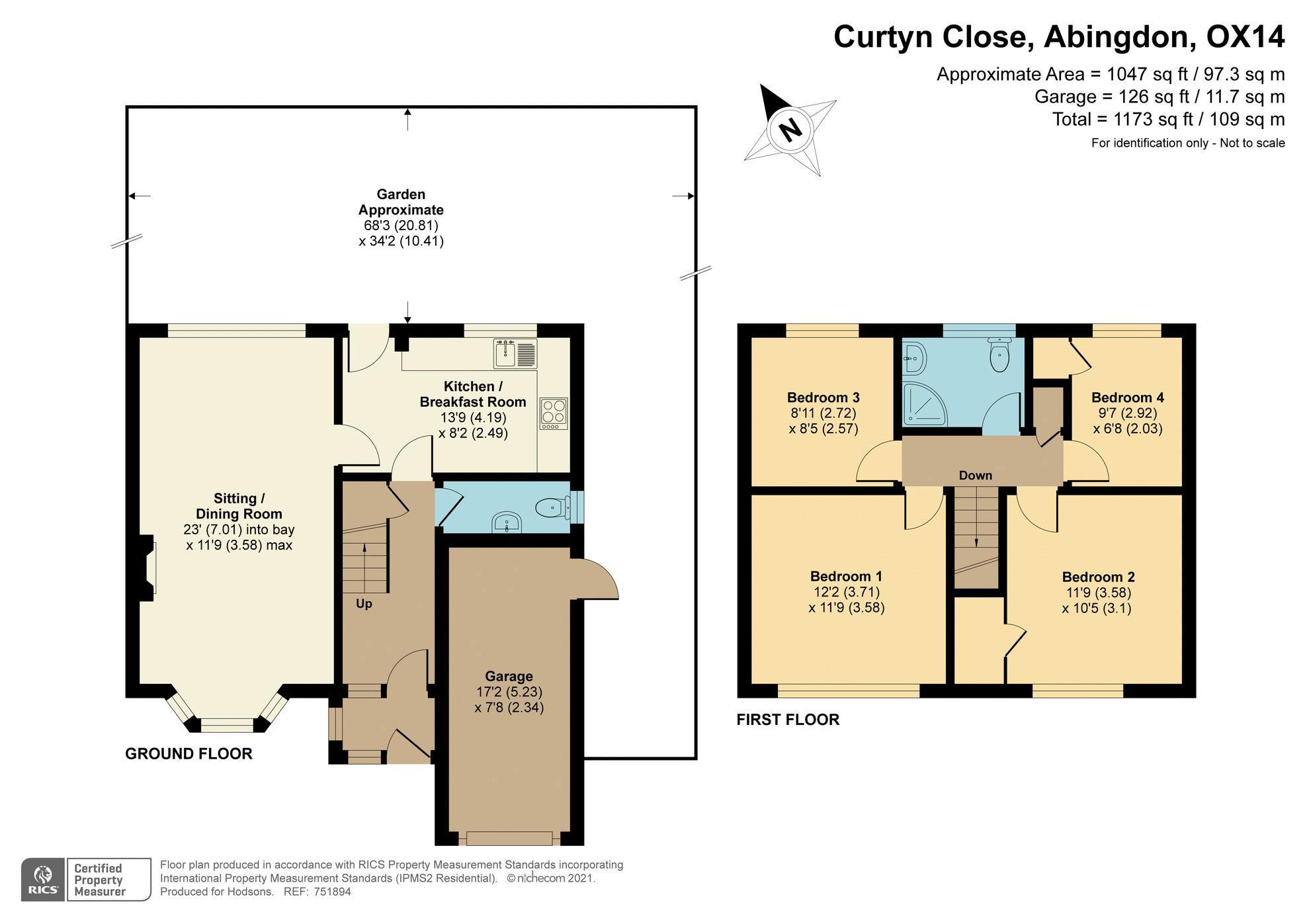 Curtyn Close