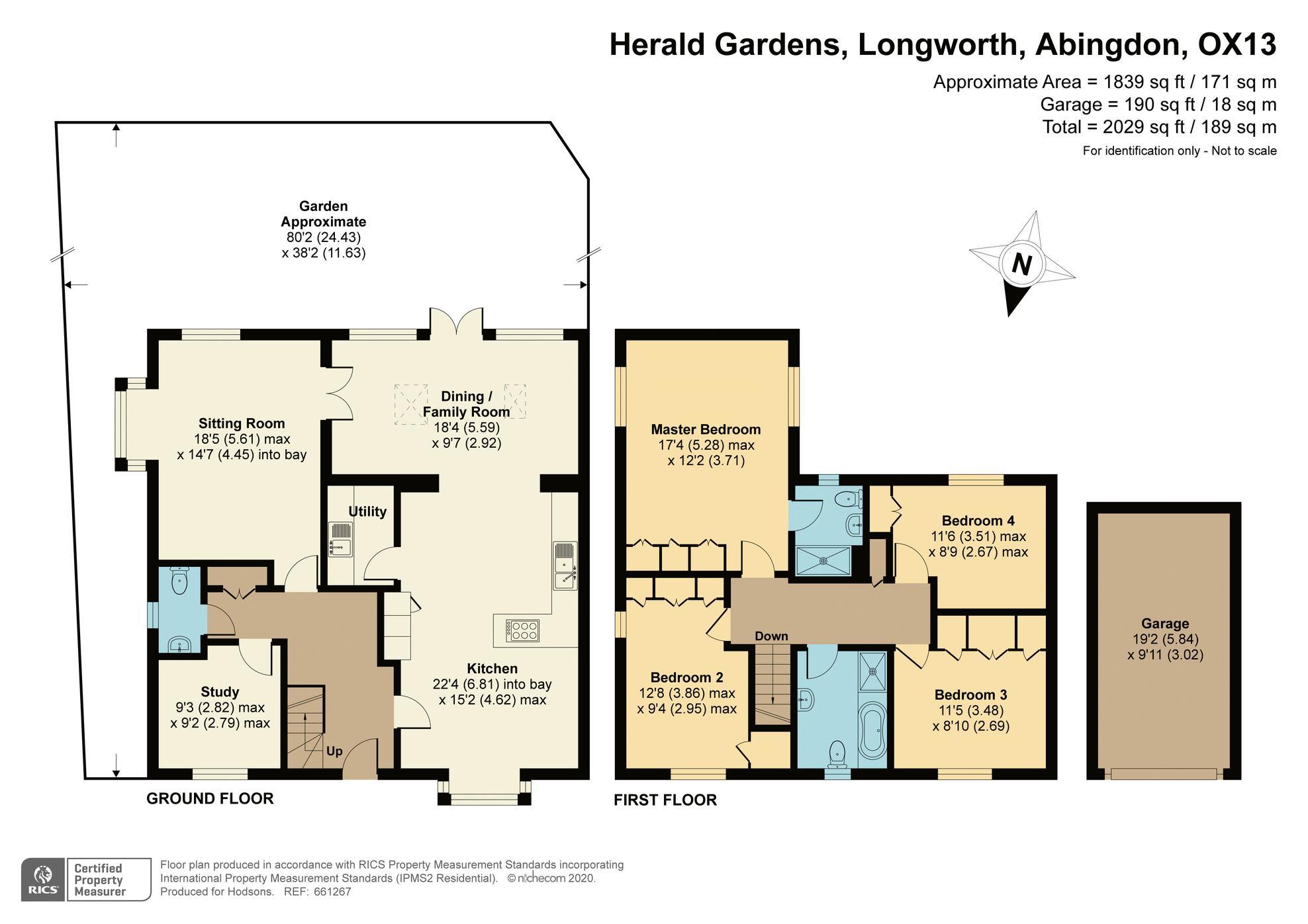 Herald Gardens Longworth
