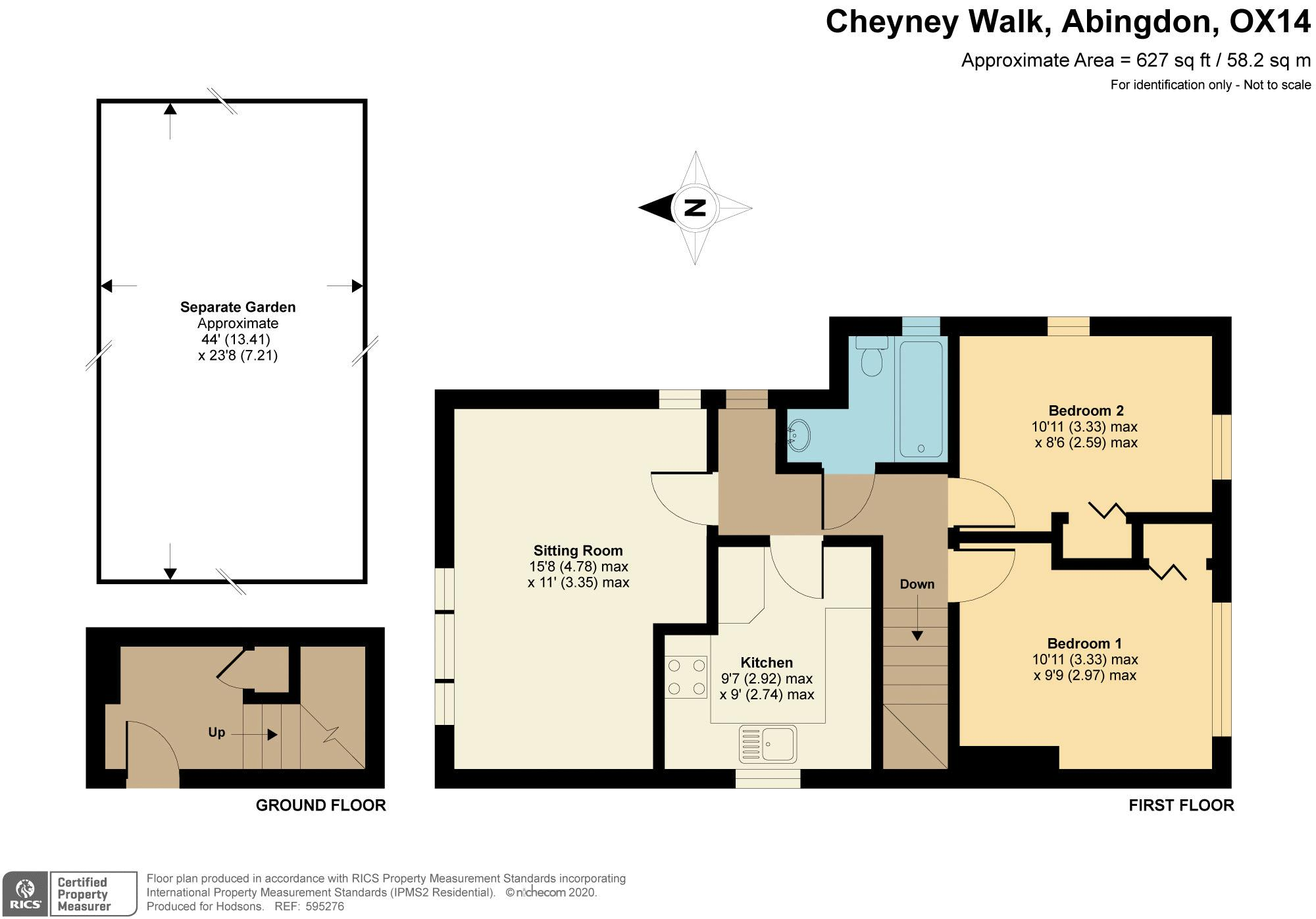 Cheyney Walk