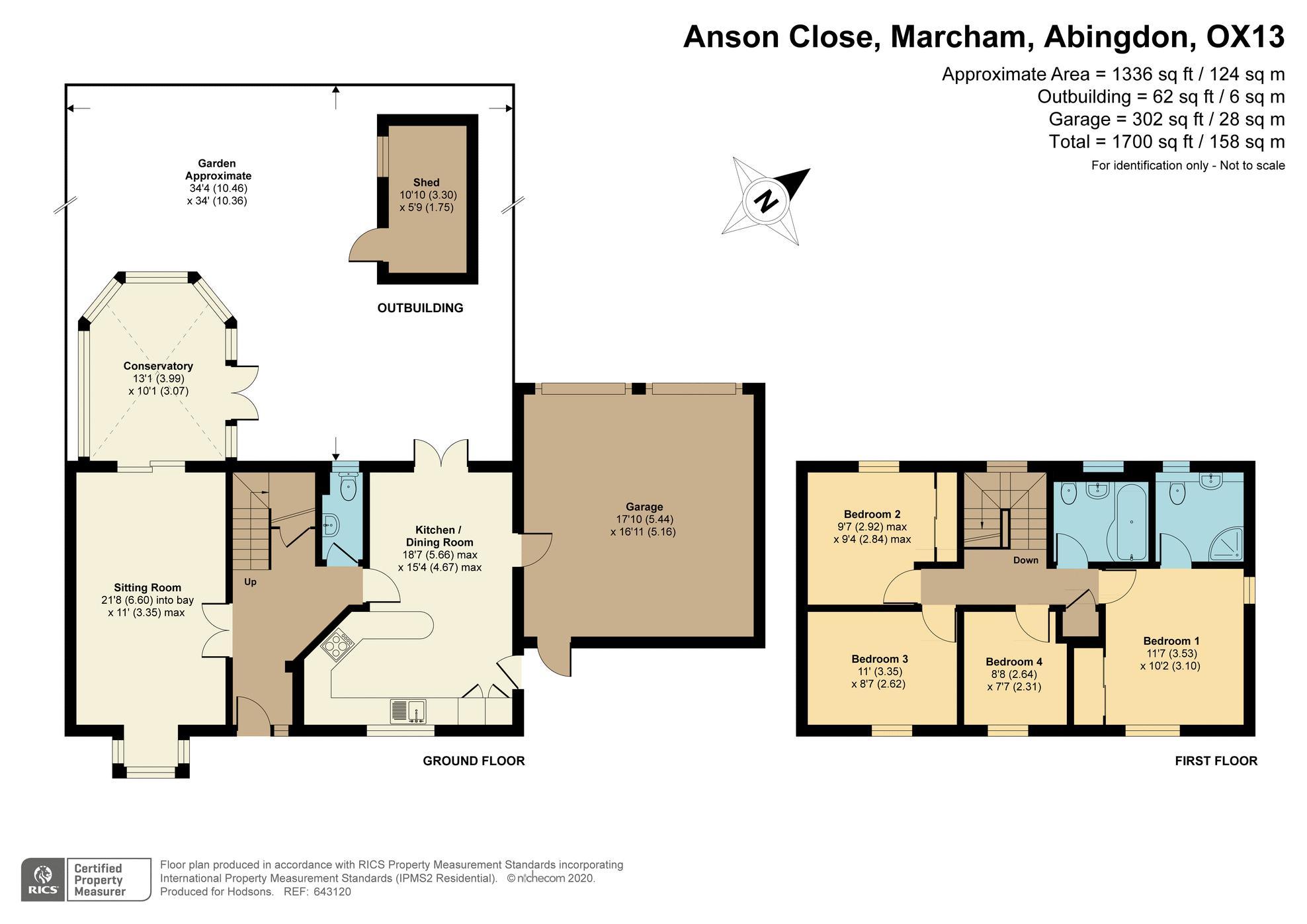Anson Close Marcham