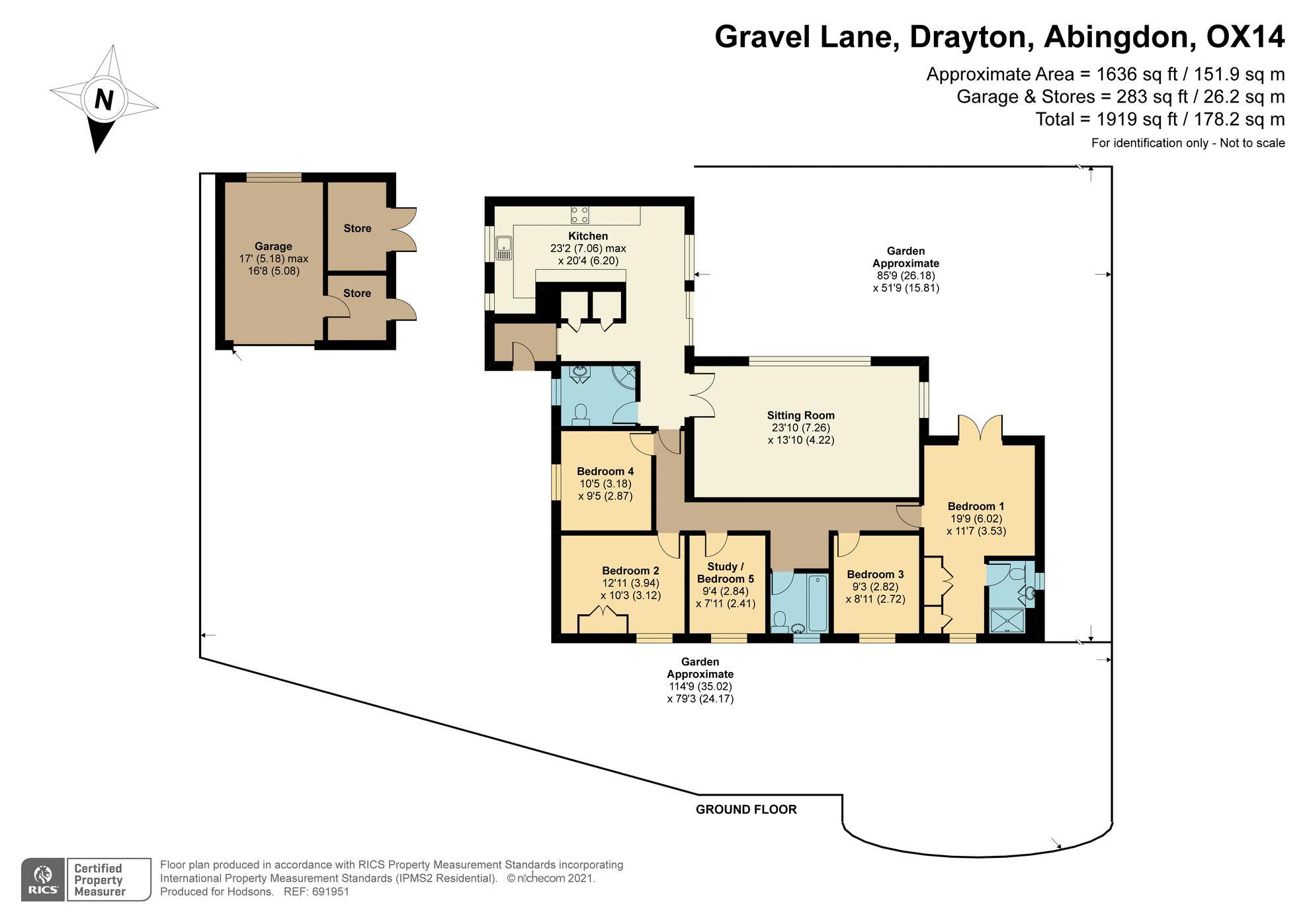 Gravel Lane Drayton
