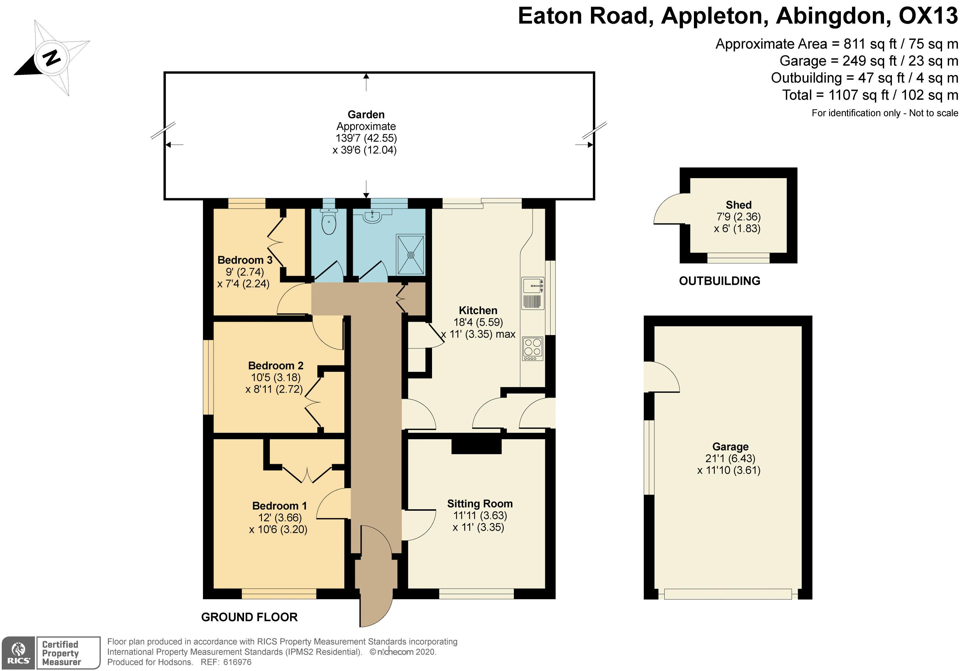Eaton Road Appleton