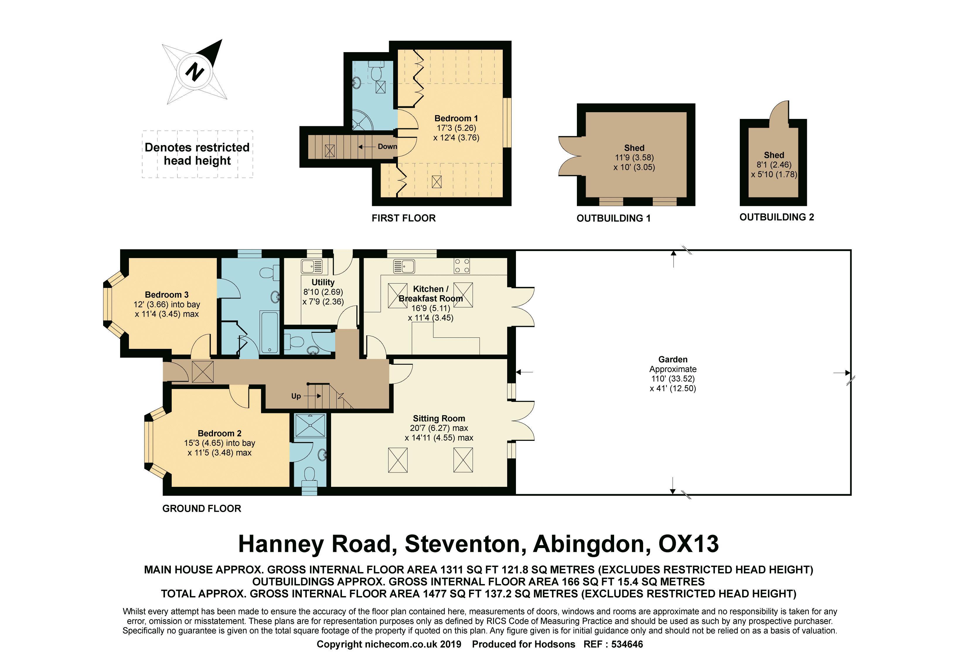 Hanney Road Steventon