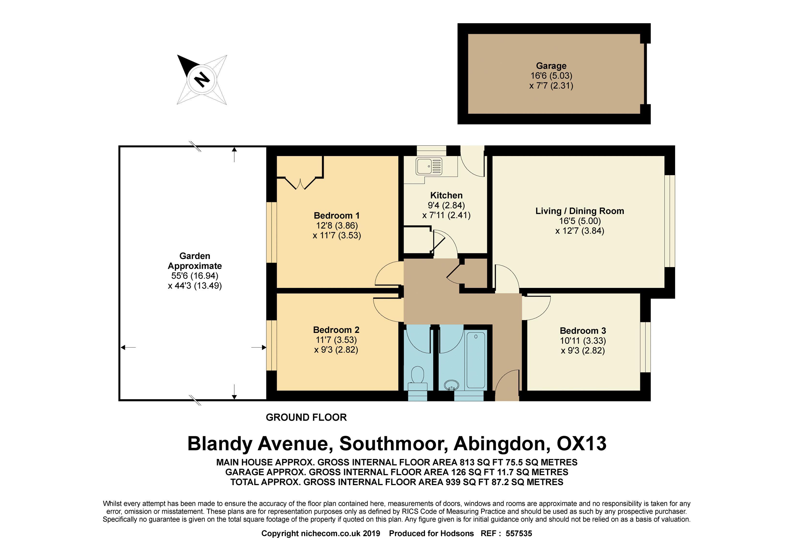 Blandy Avenue Southmoor