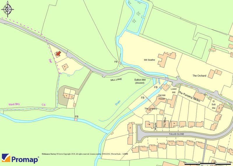 5 Mill Lane Sutton Courtenay