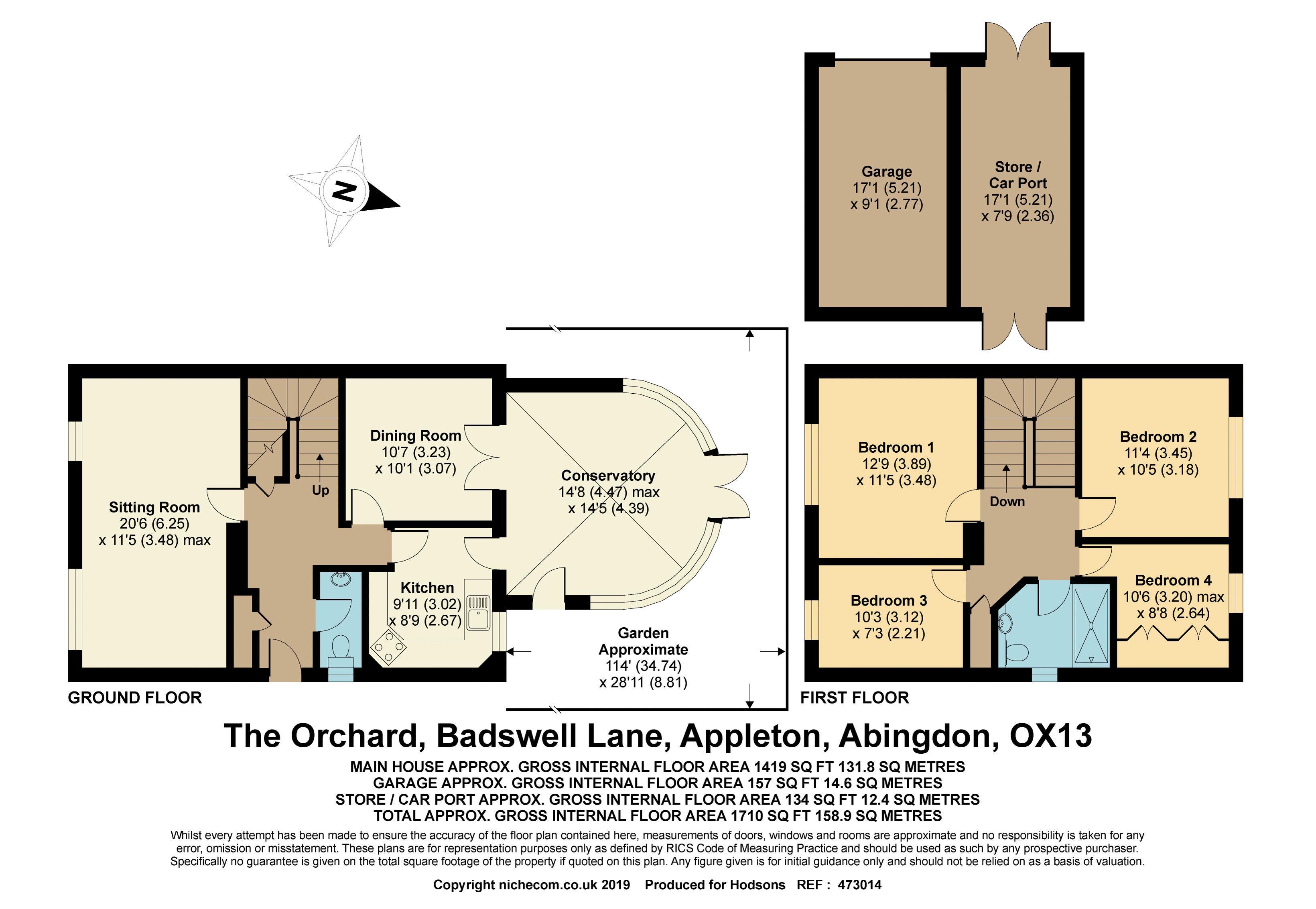 Badswell Lane Appleton