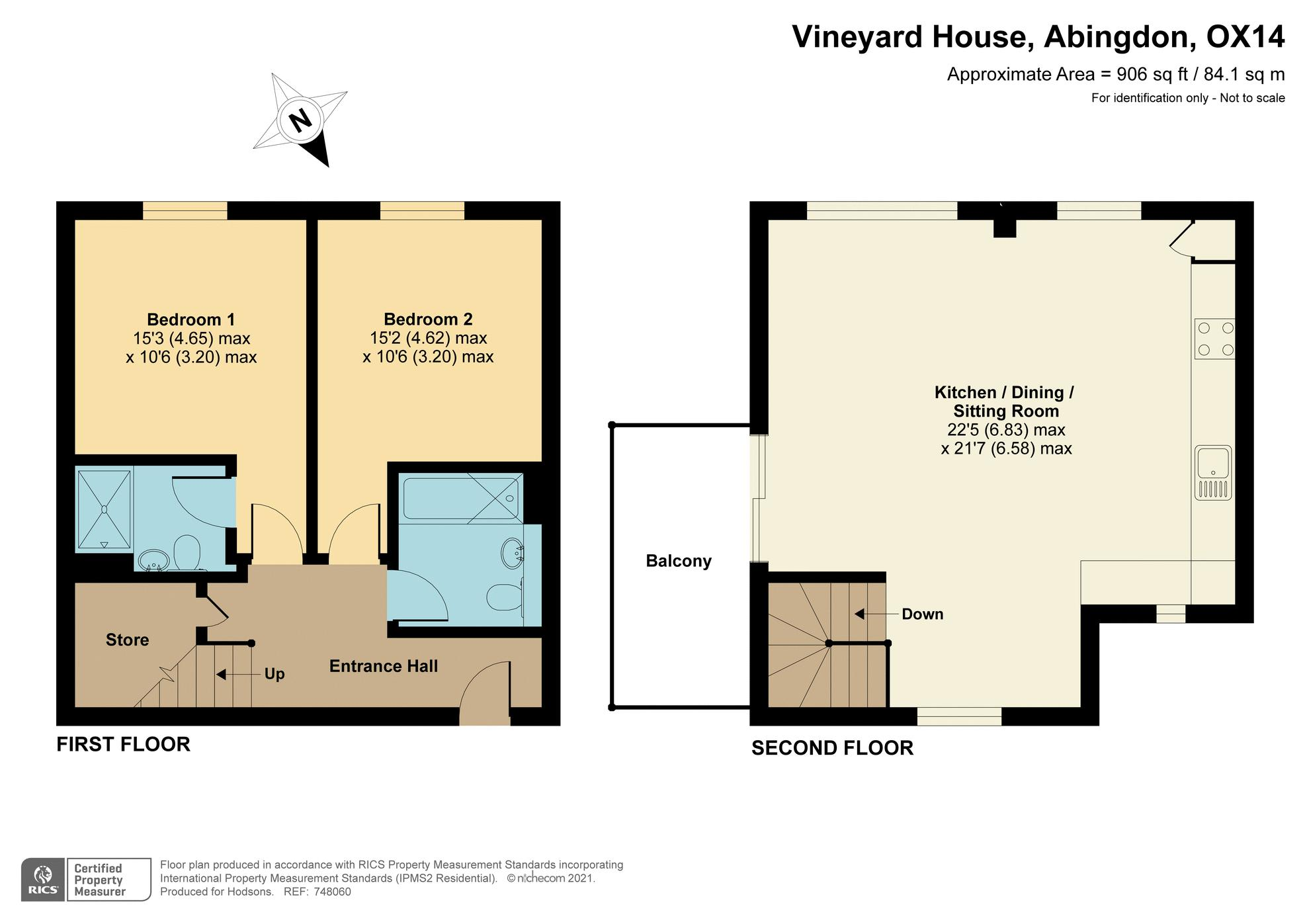 85 Vineyard House