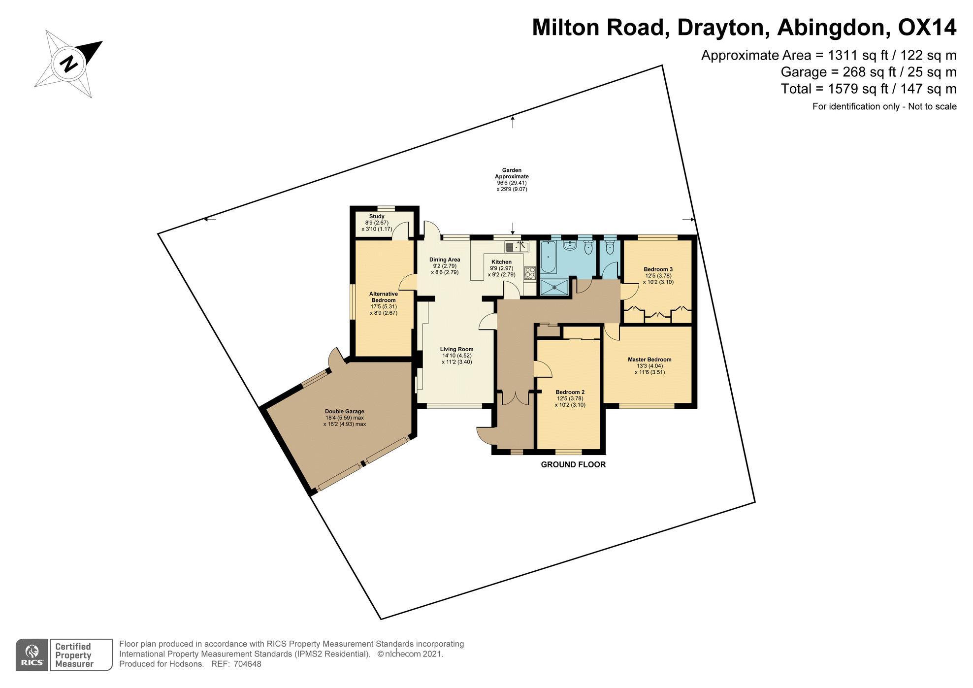Milton Road Drayton