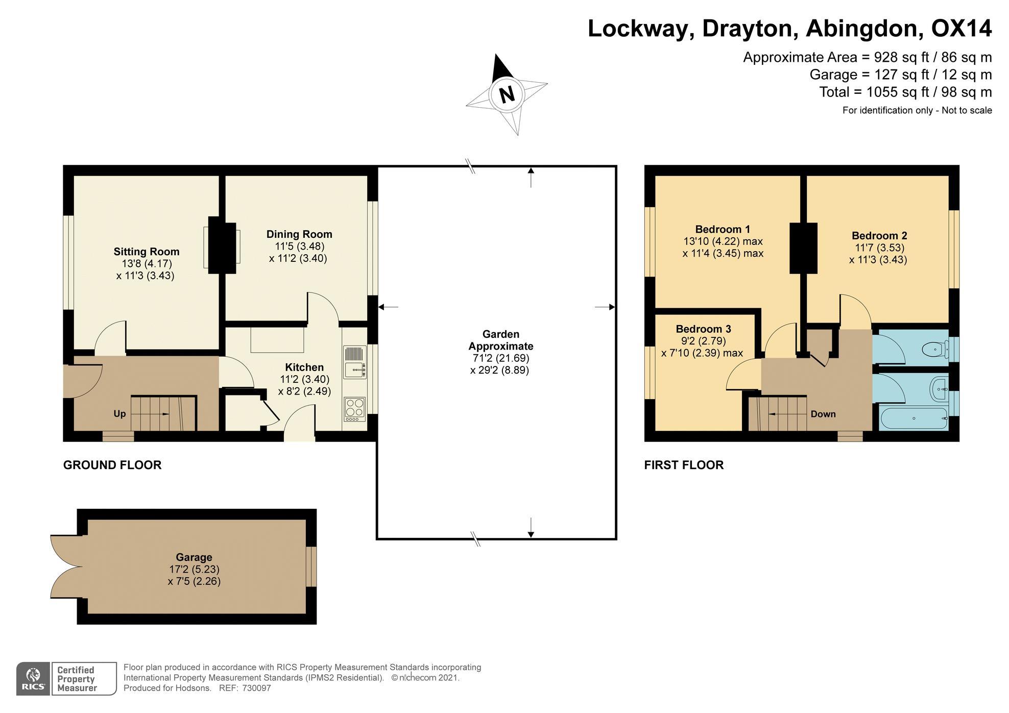Lockway Drayton