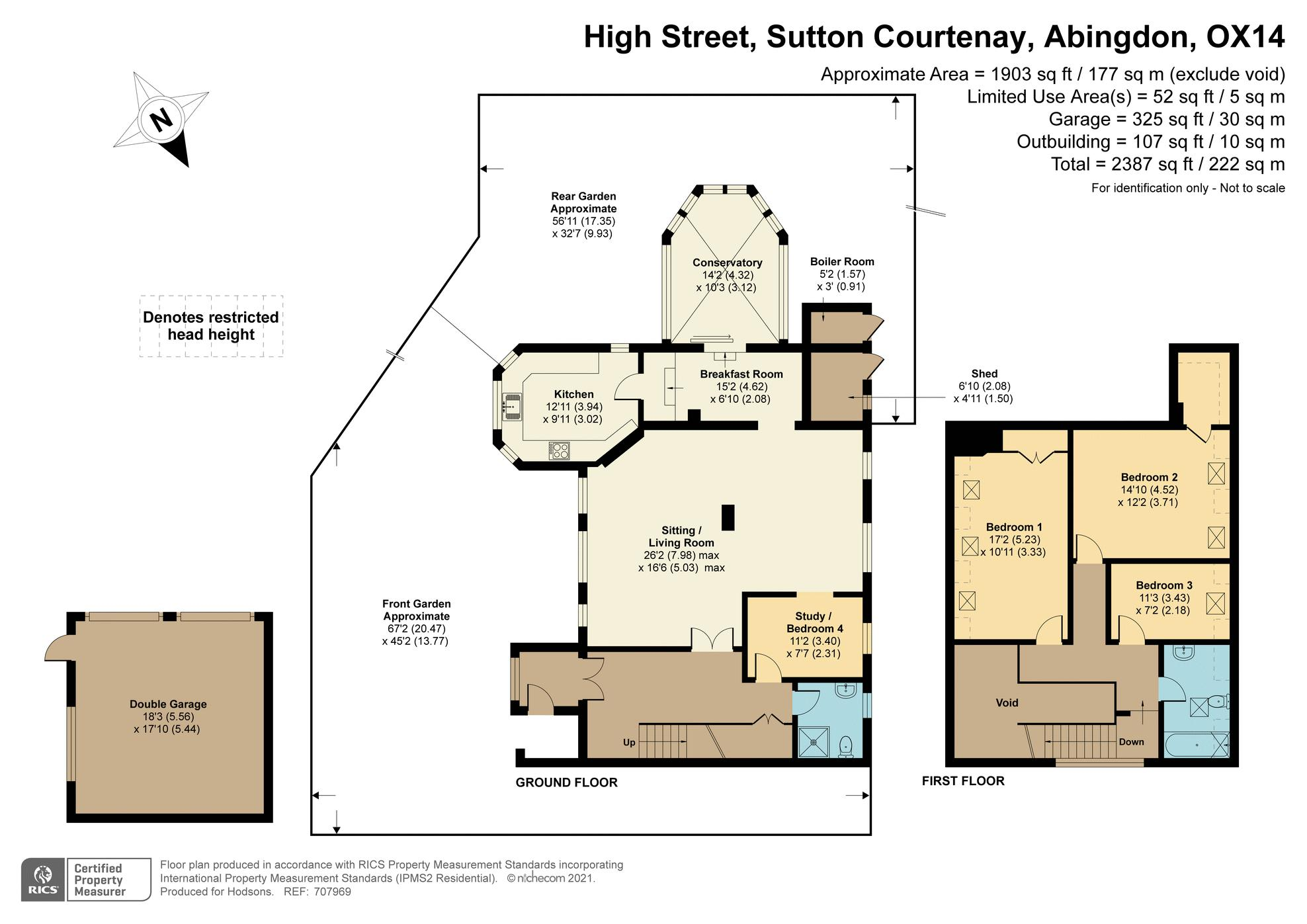 2 High Street Sutton Courtenay