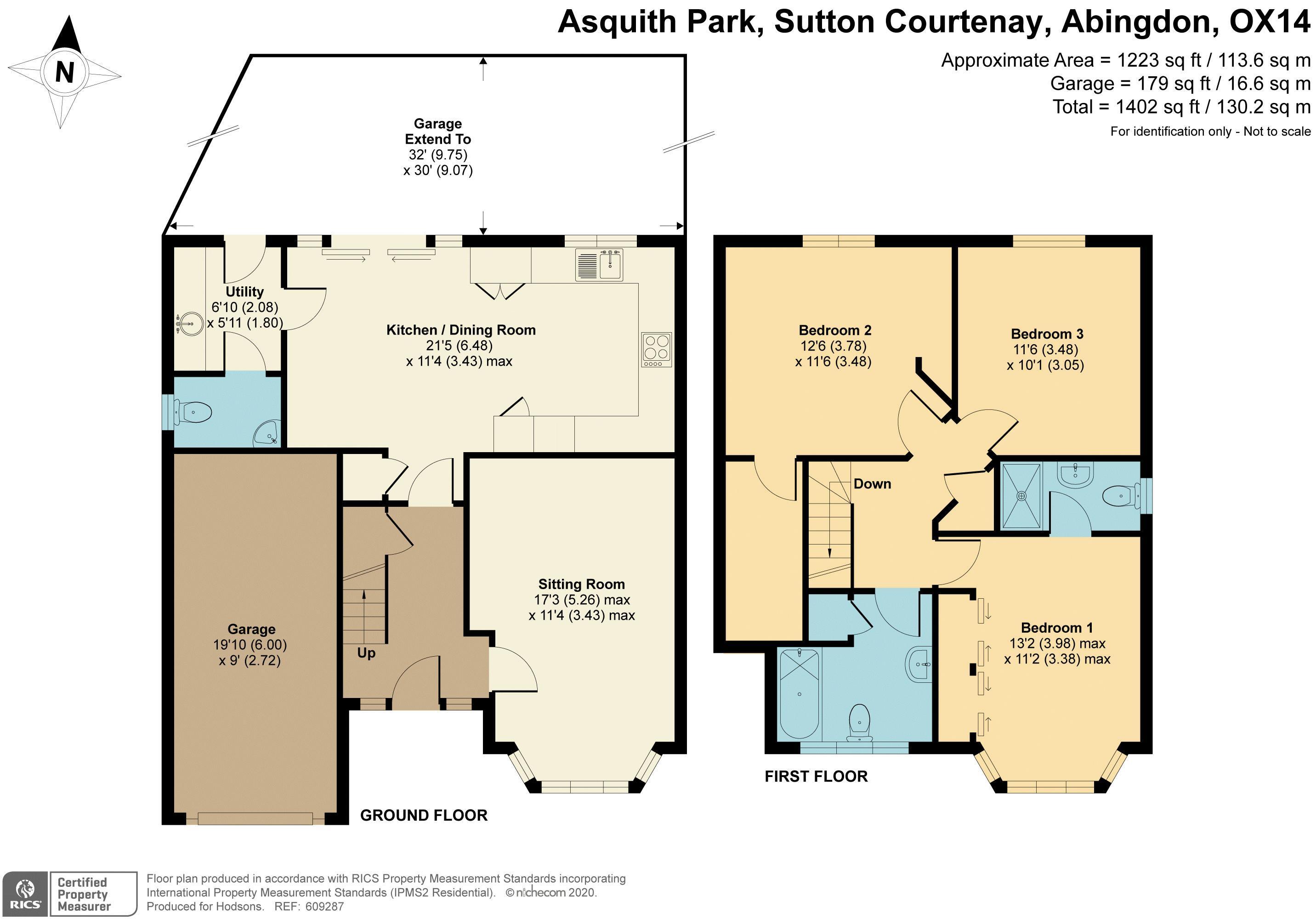 Asquith Park Sutton Courtenay