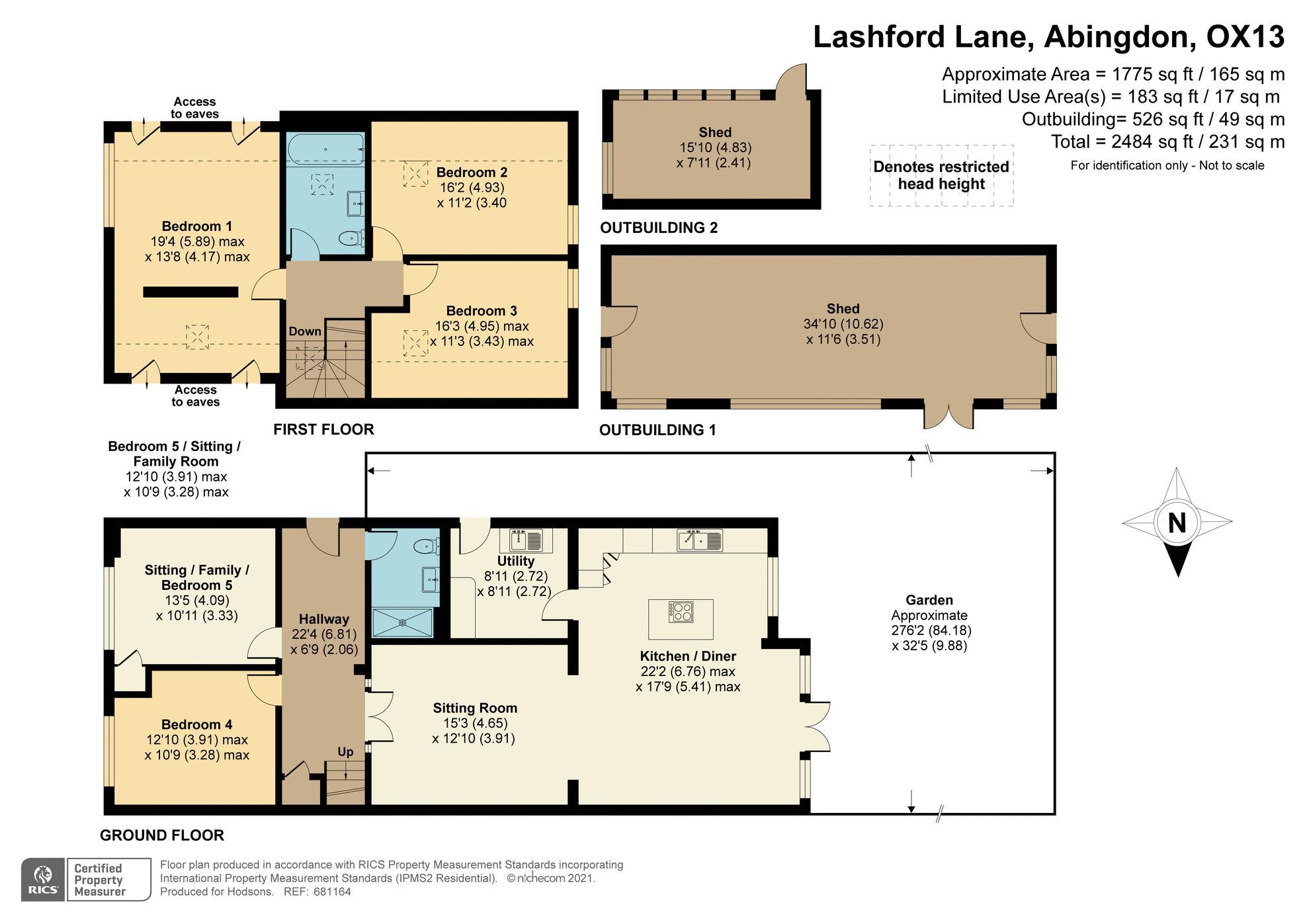 Lashford Lane Dry Sandford