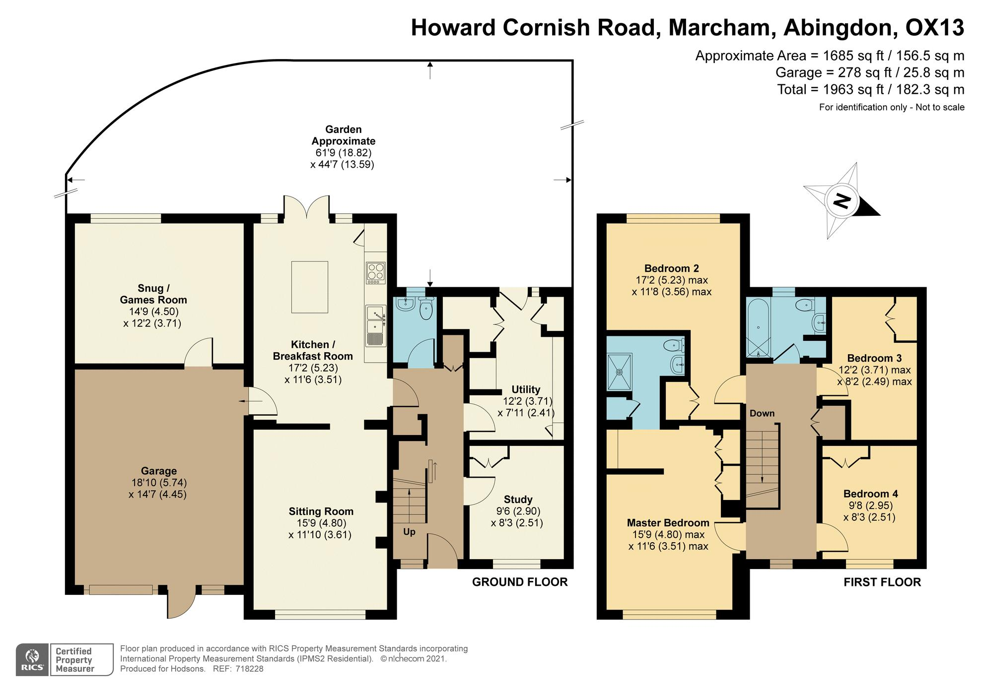 Howard Cornish Road Marcham