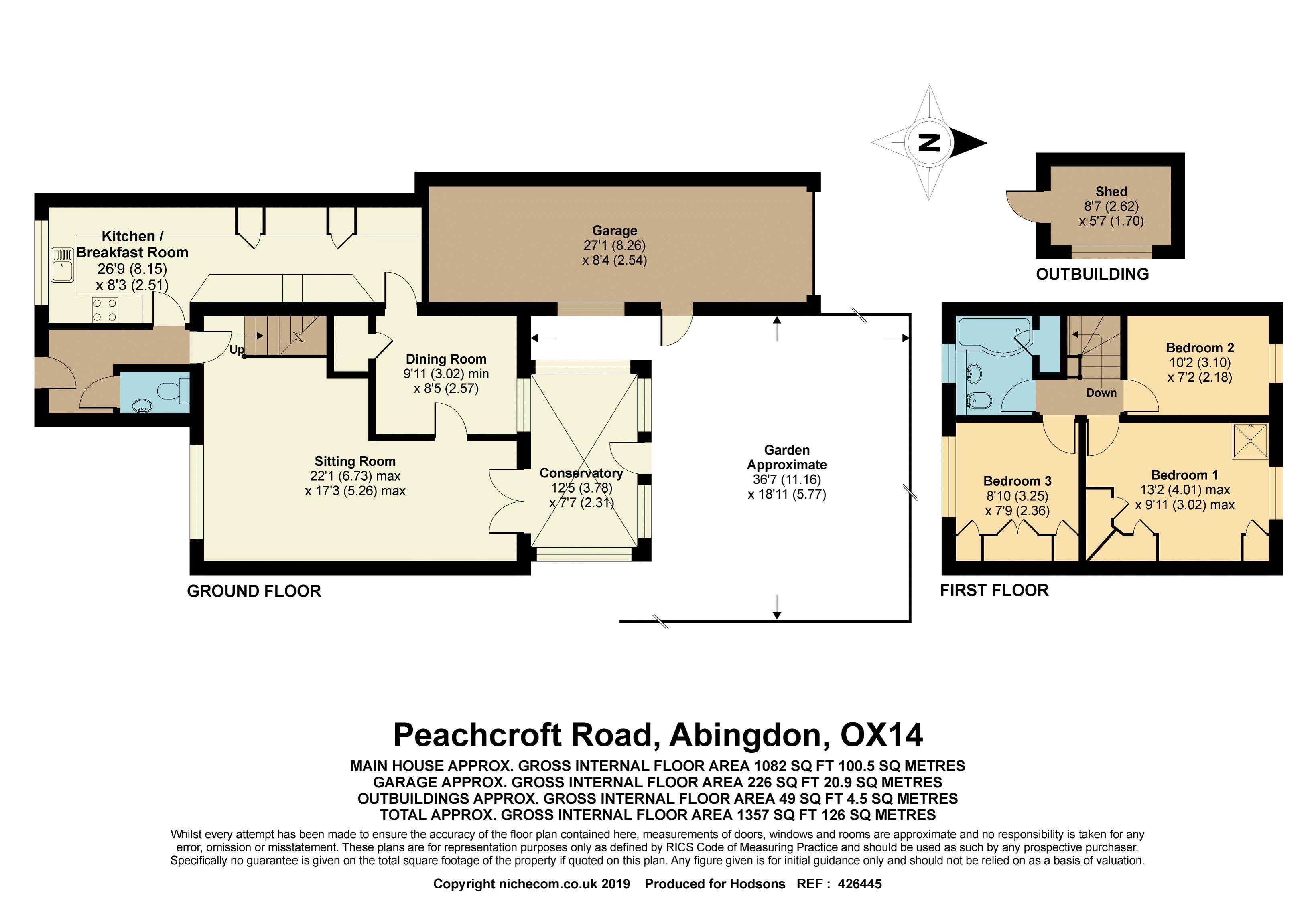 Peachcroft Road