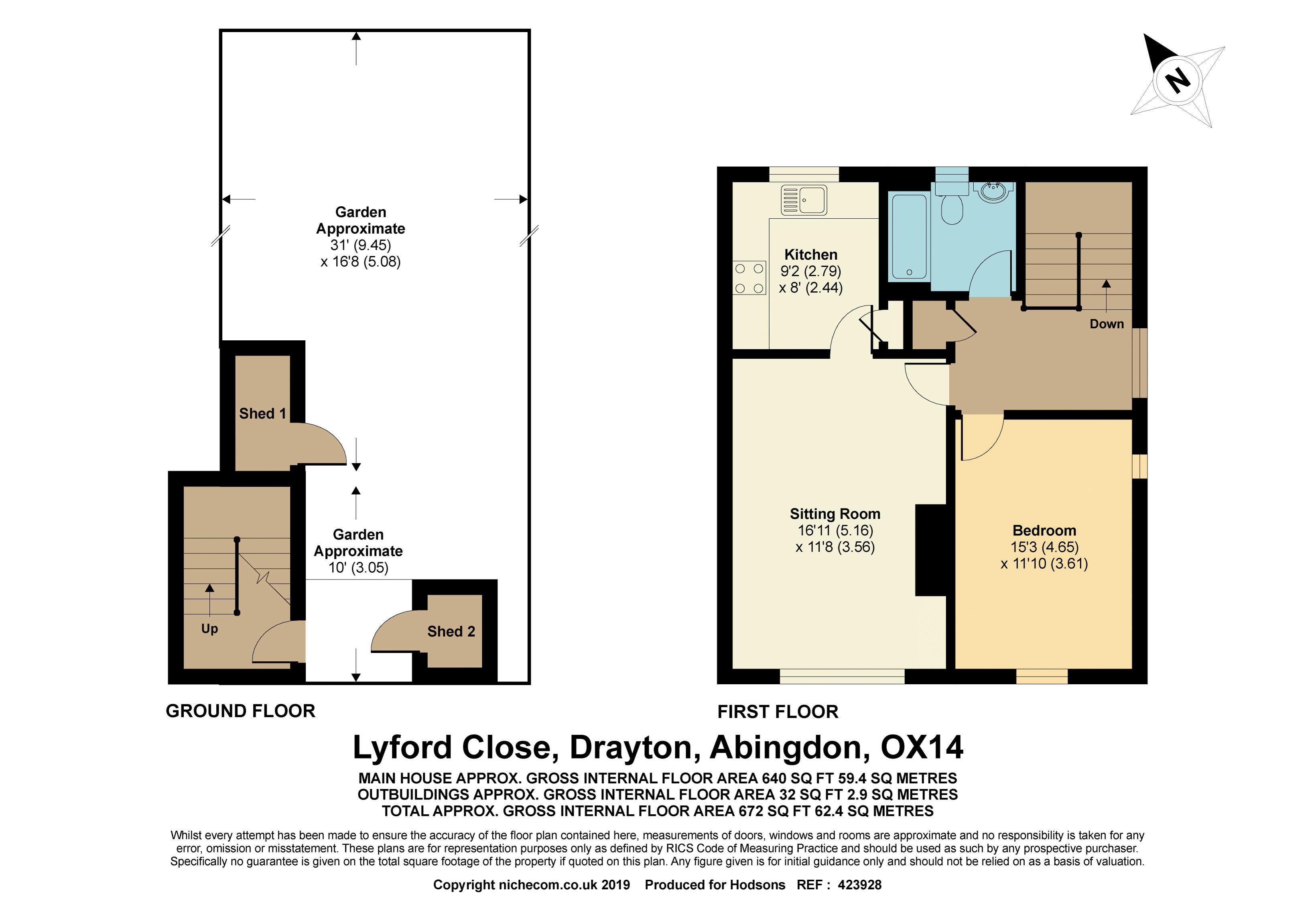 Lyford Close Drayton