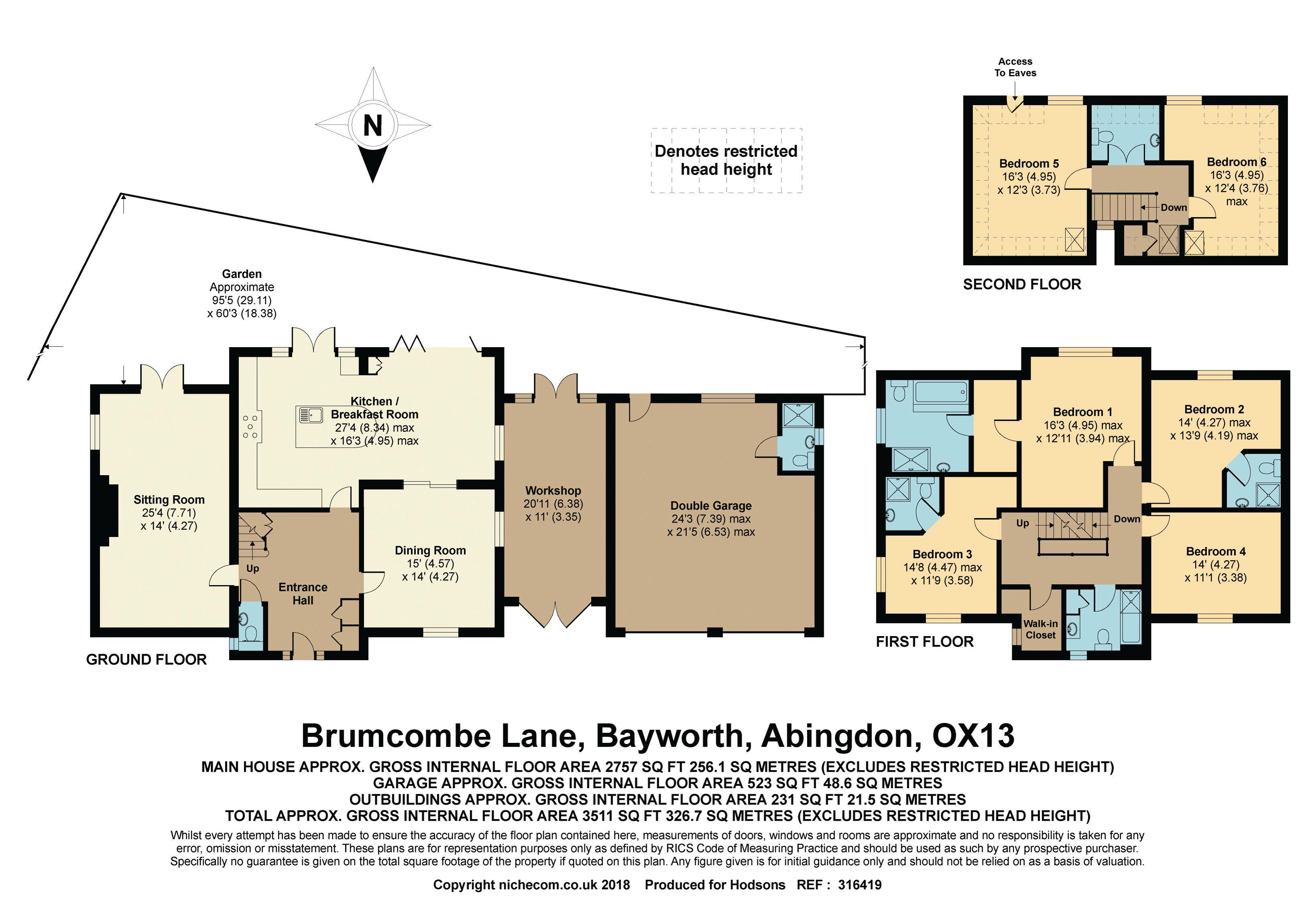 Brumcombe Lane Bayworth