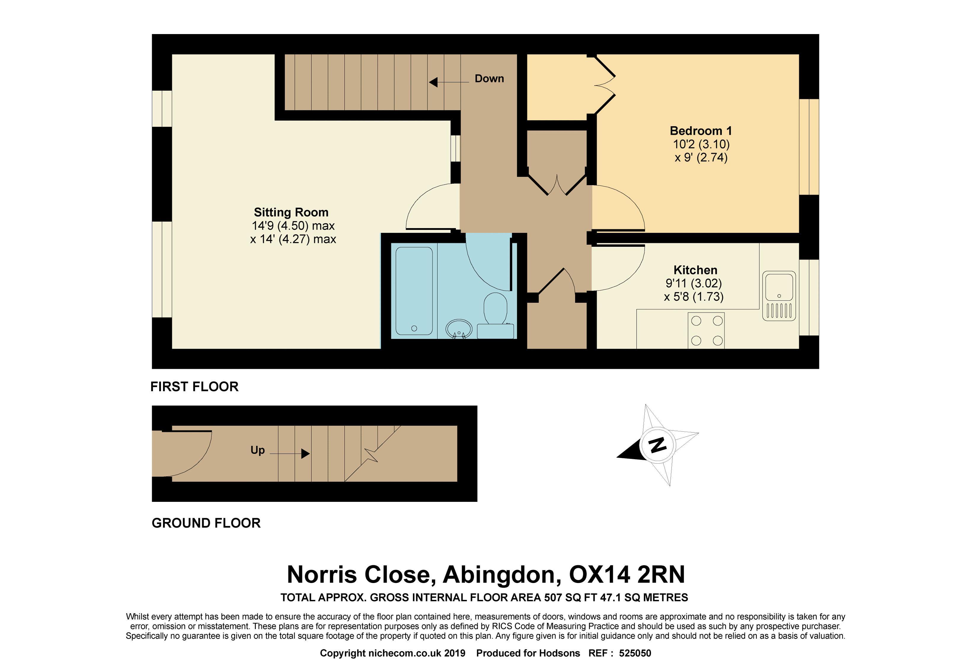 Norris Close