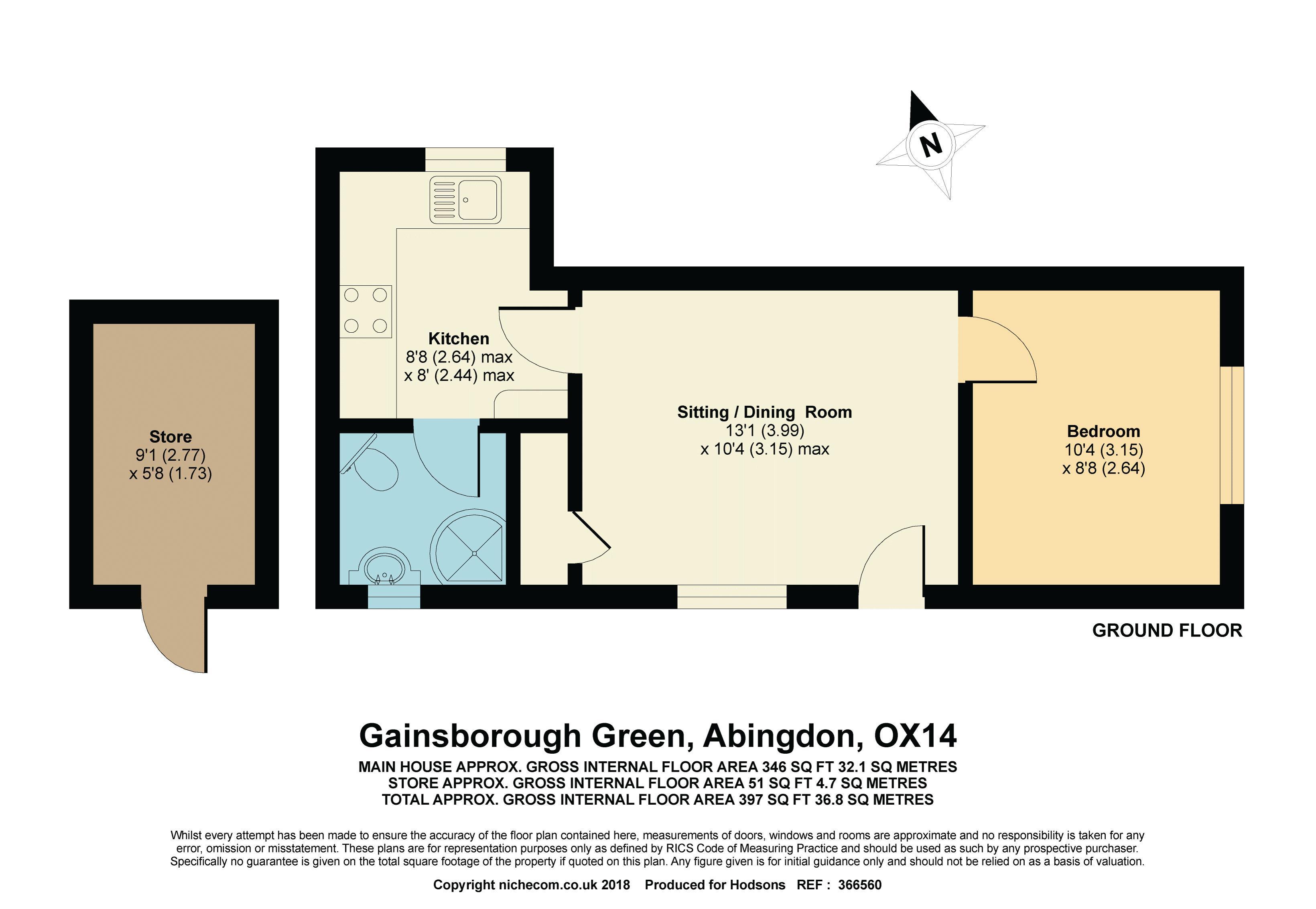 Gainsborough Green