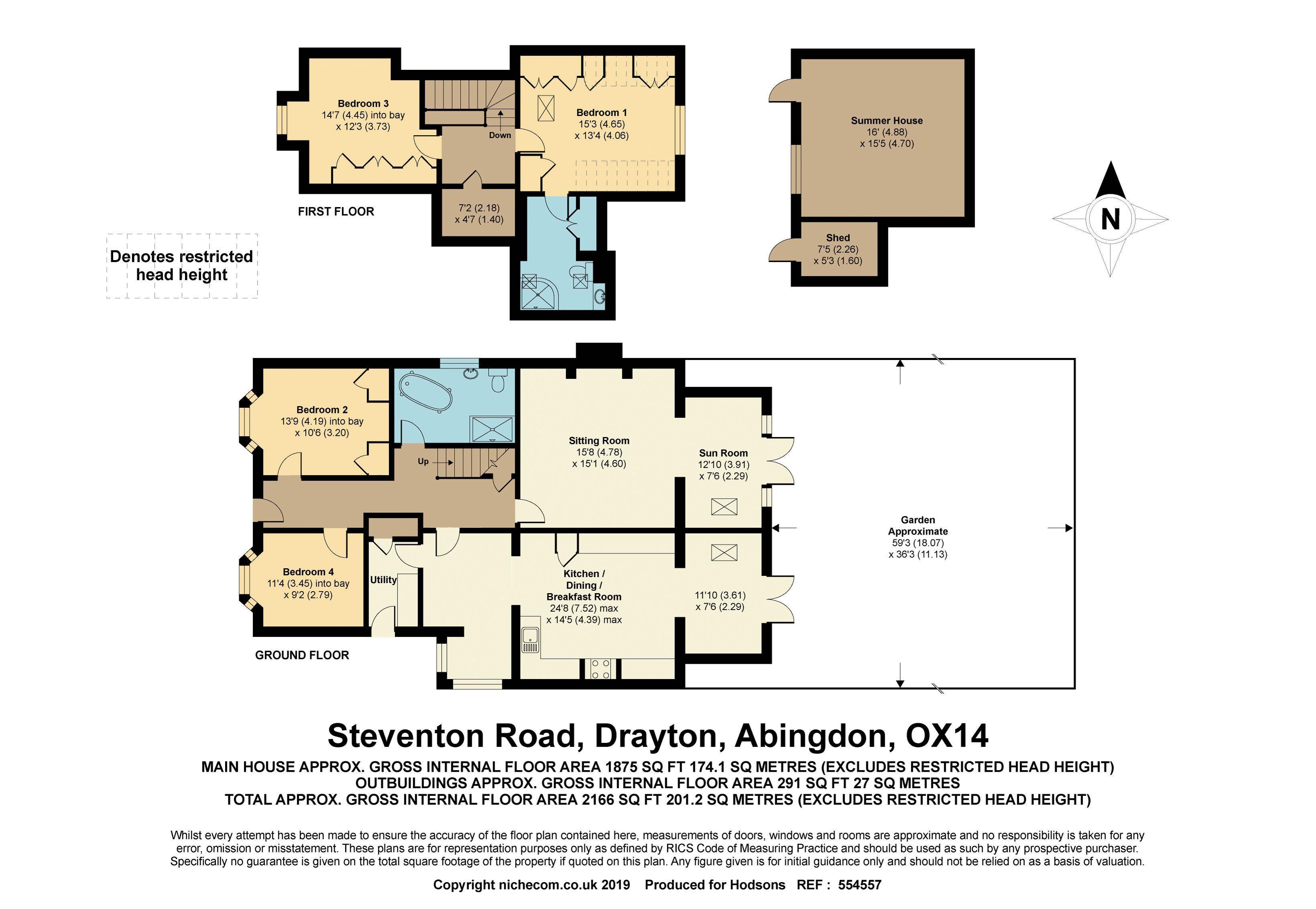 Steventon Road Drayton