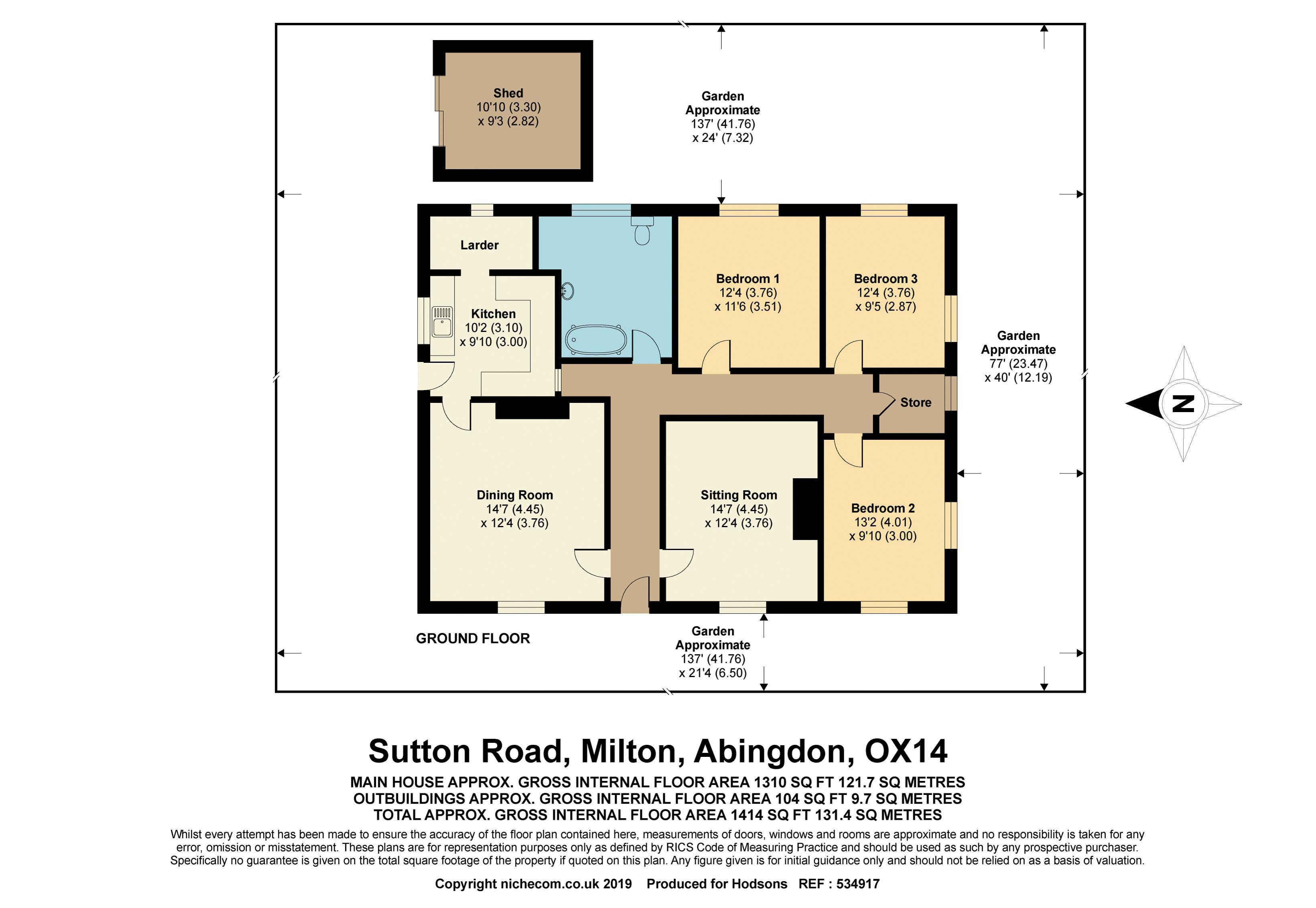 Sutton Road Milton