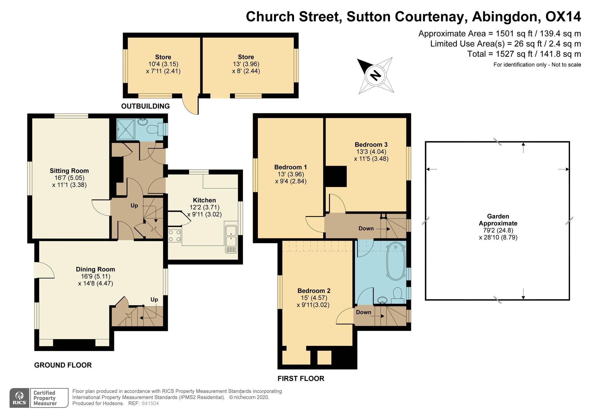 Church Street Sutton Courtenay