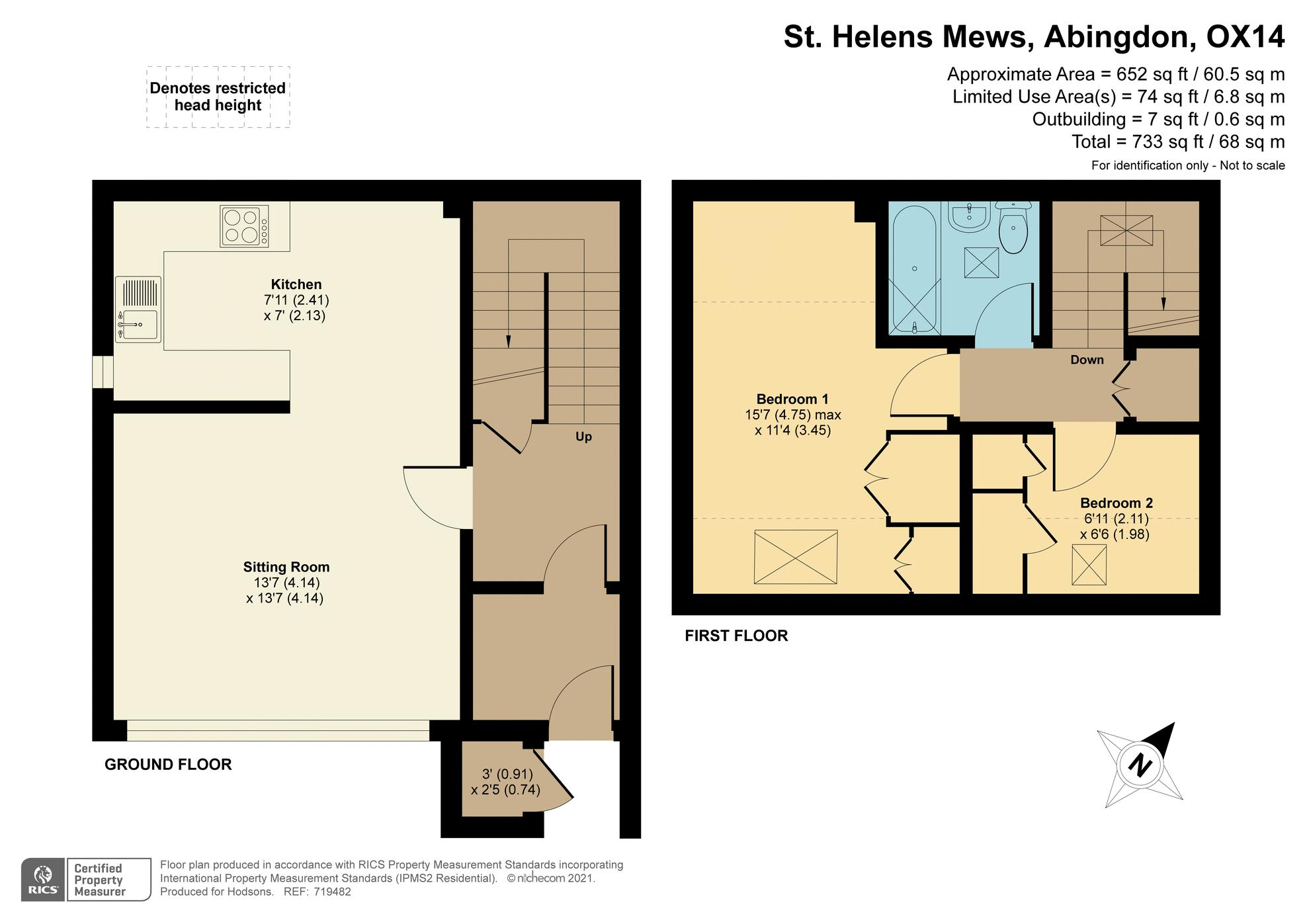 St Helens Mews