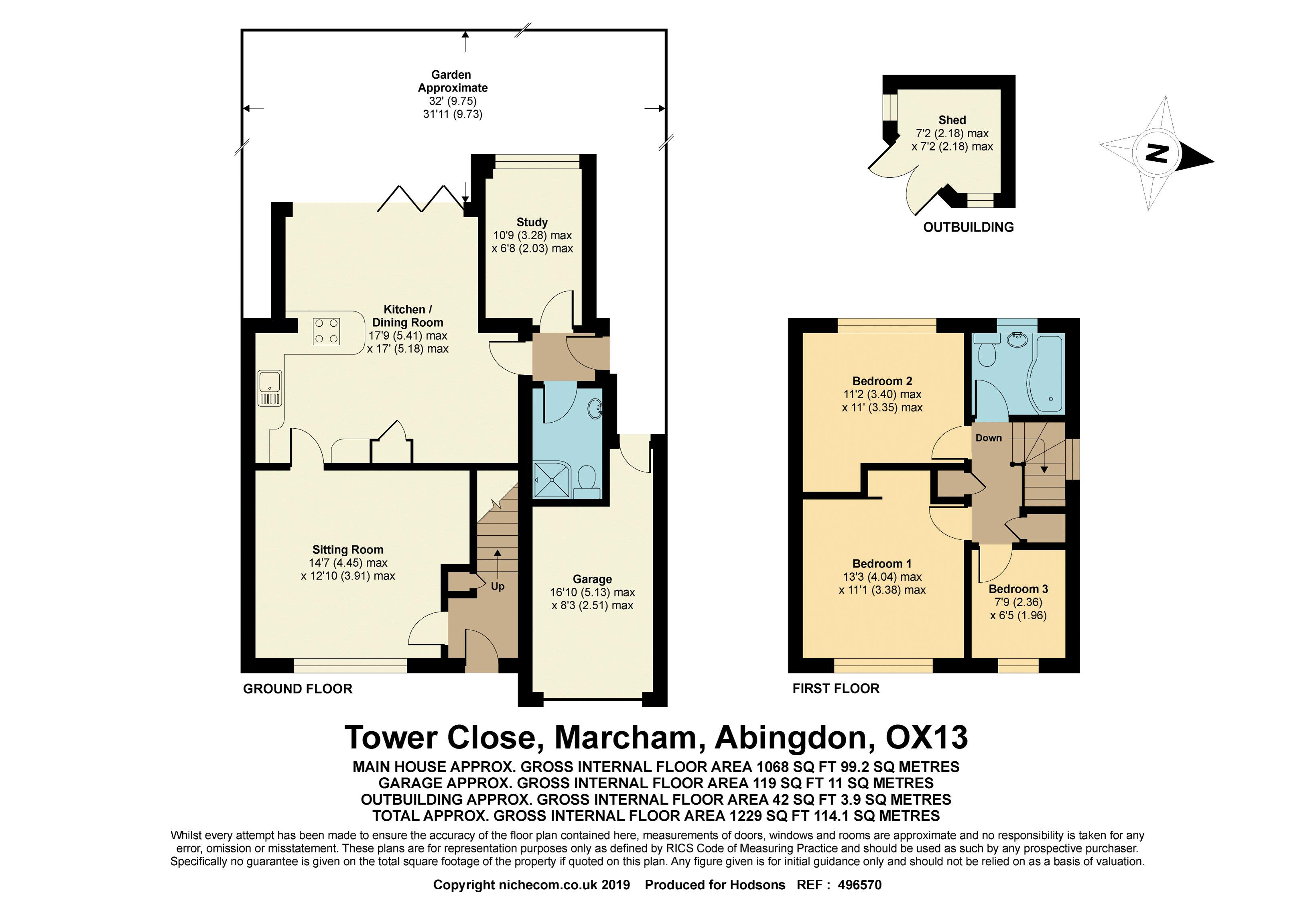Tower Close Marcham
