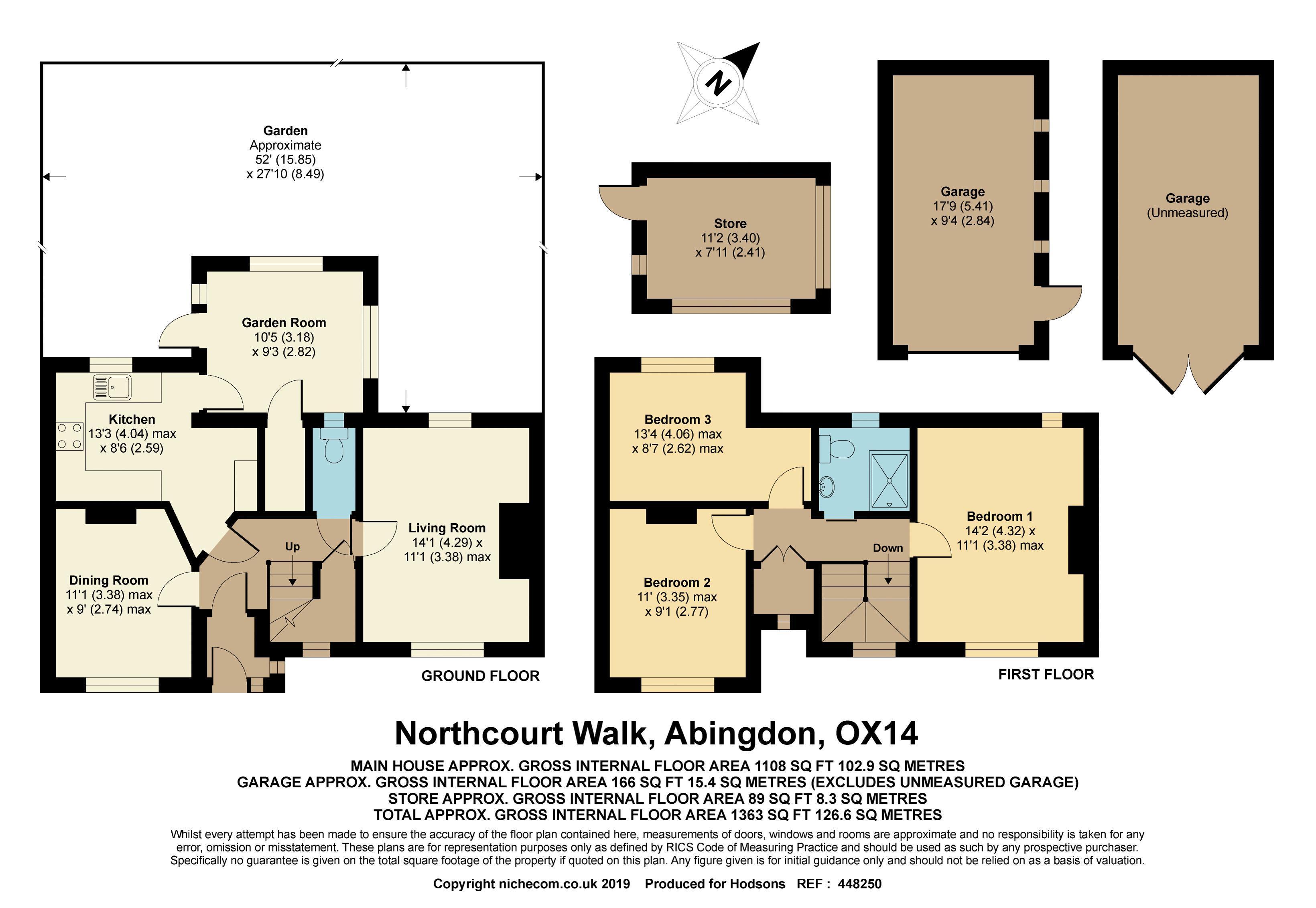 Northcourt Walk