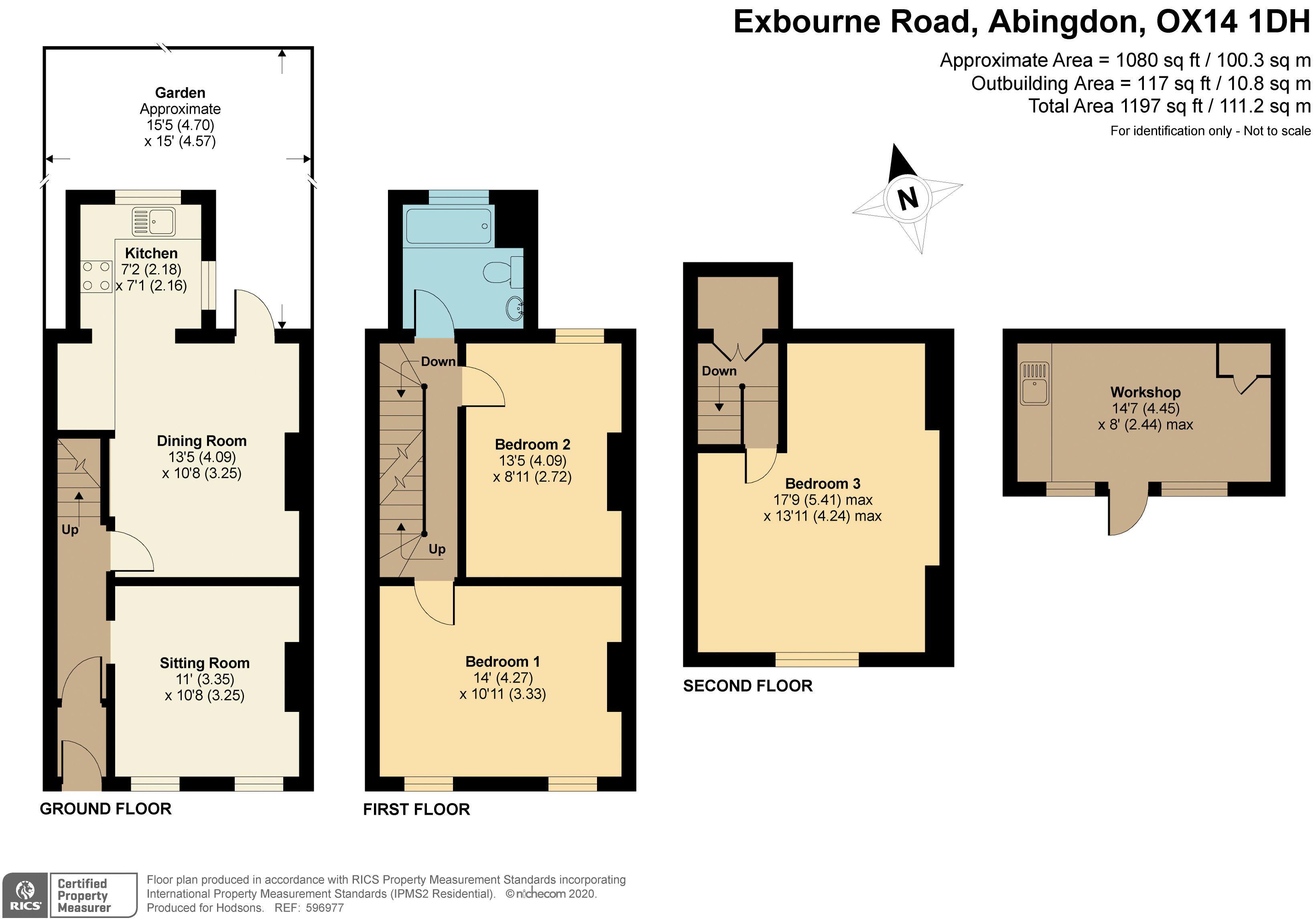 Exbourne Road