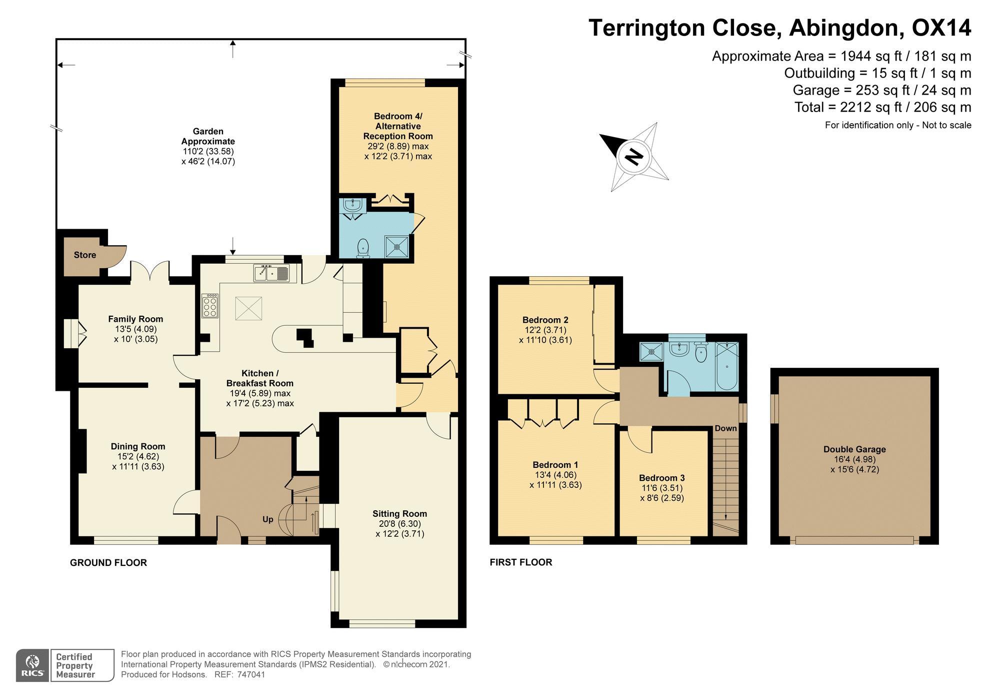 Terrington Close