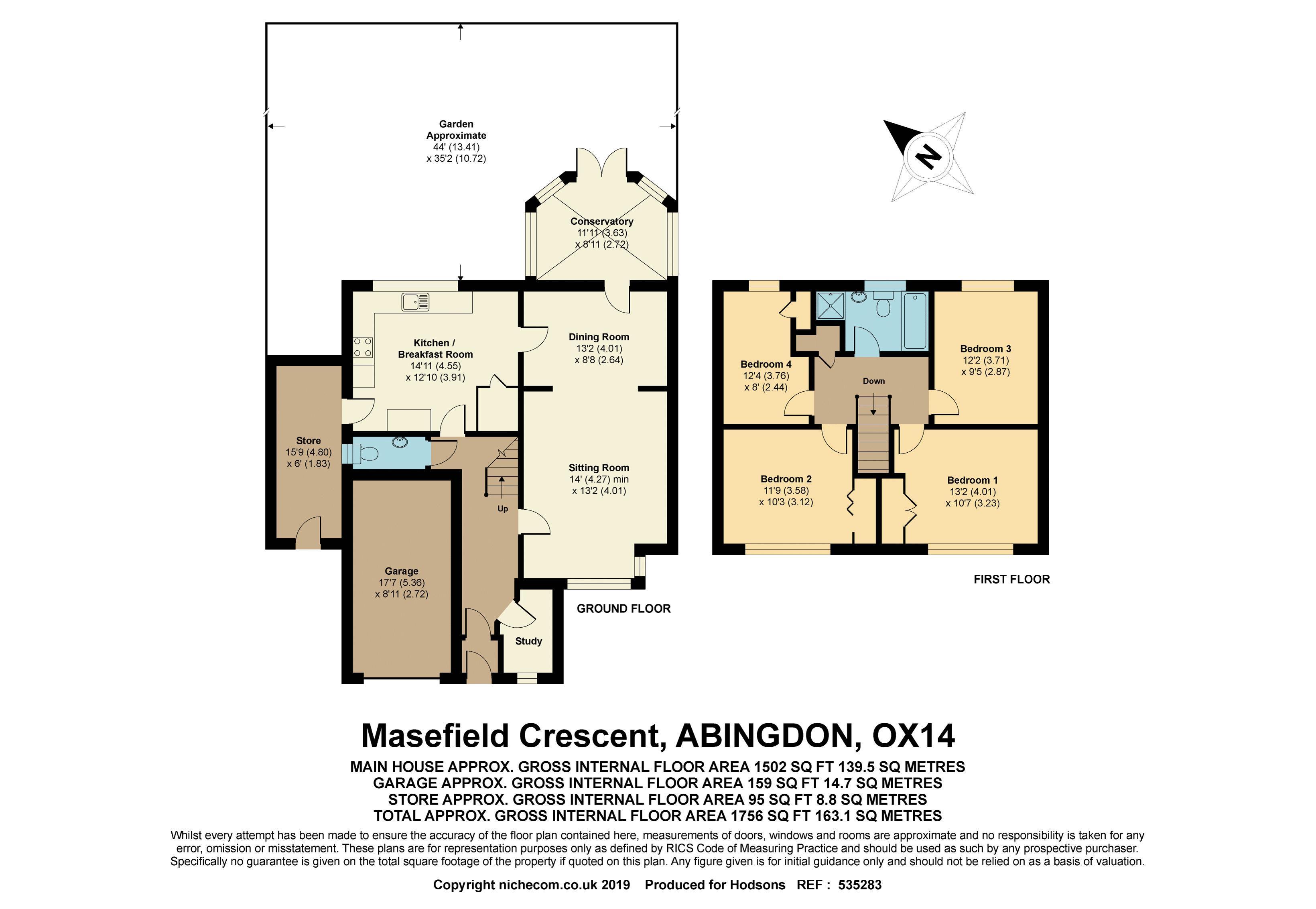 Masefield Crescent