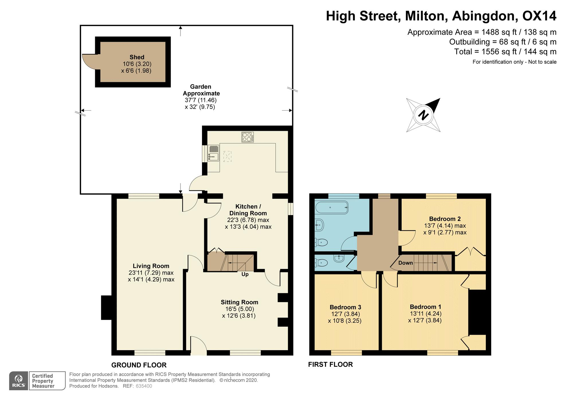 64 High Street Milton