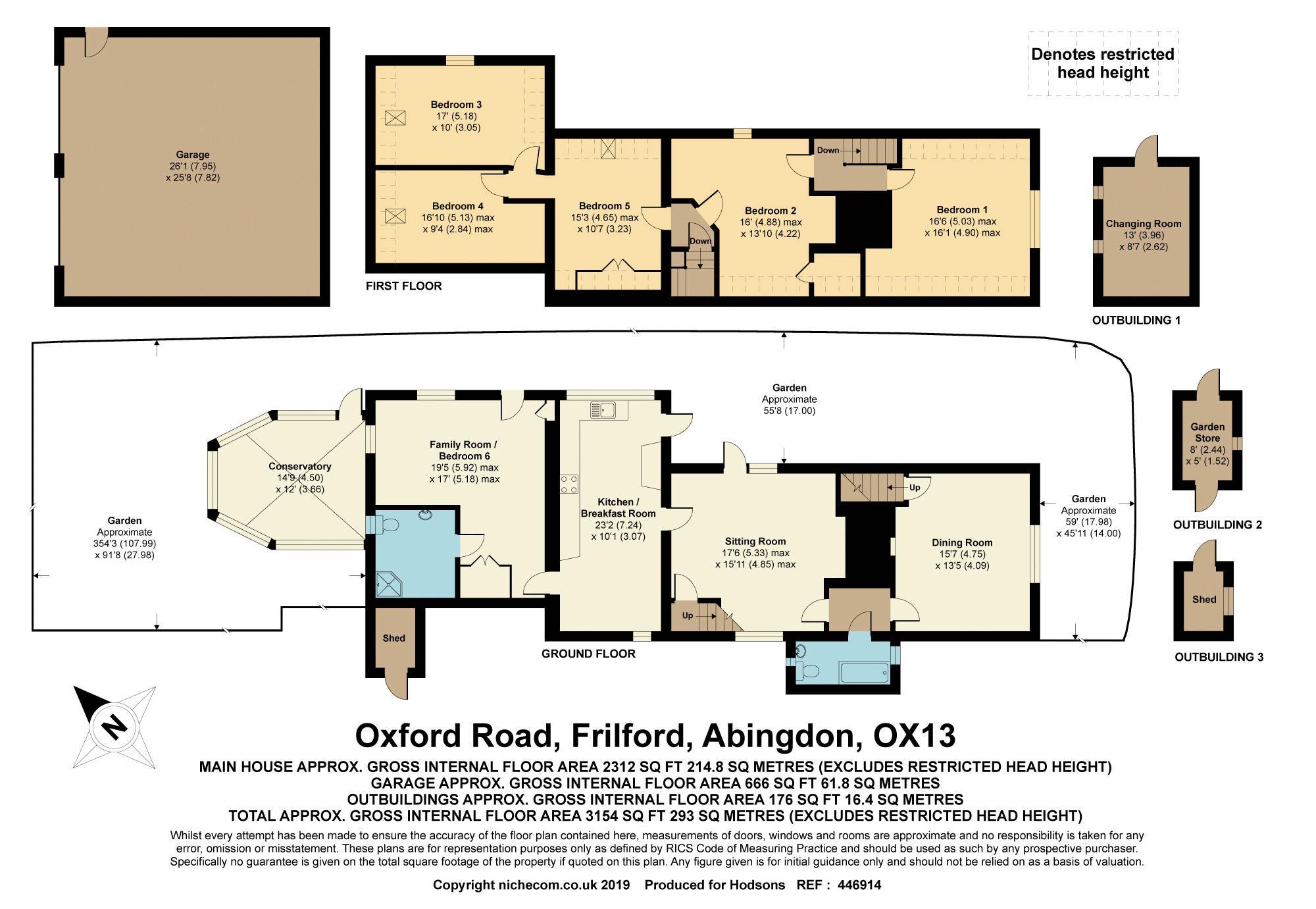 4 Oxford Road Frilford