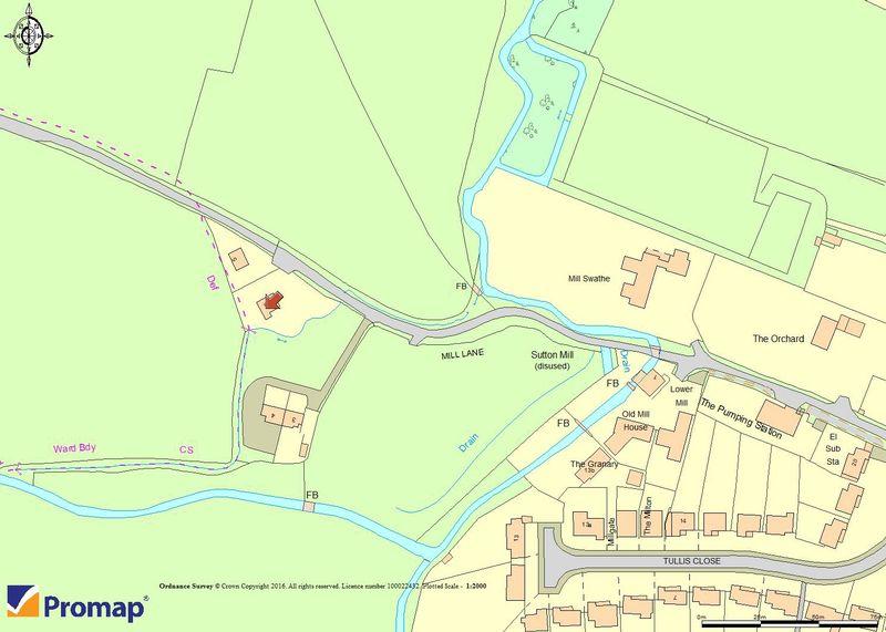 6 Mill Lane Sutton Courtenay