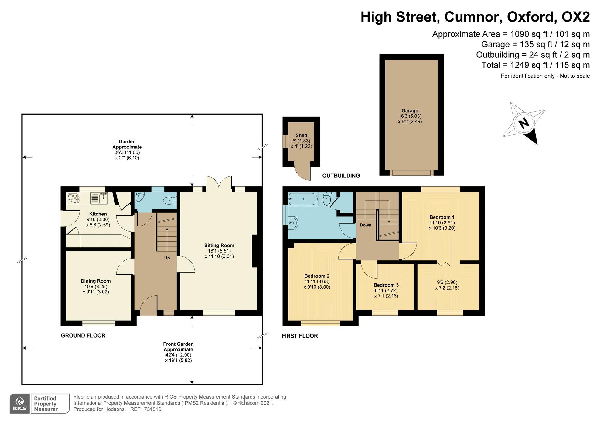 High Street Cumnor