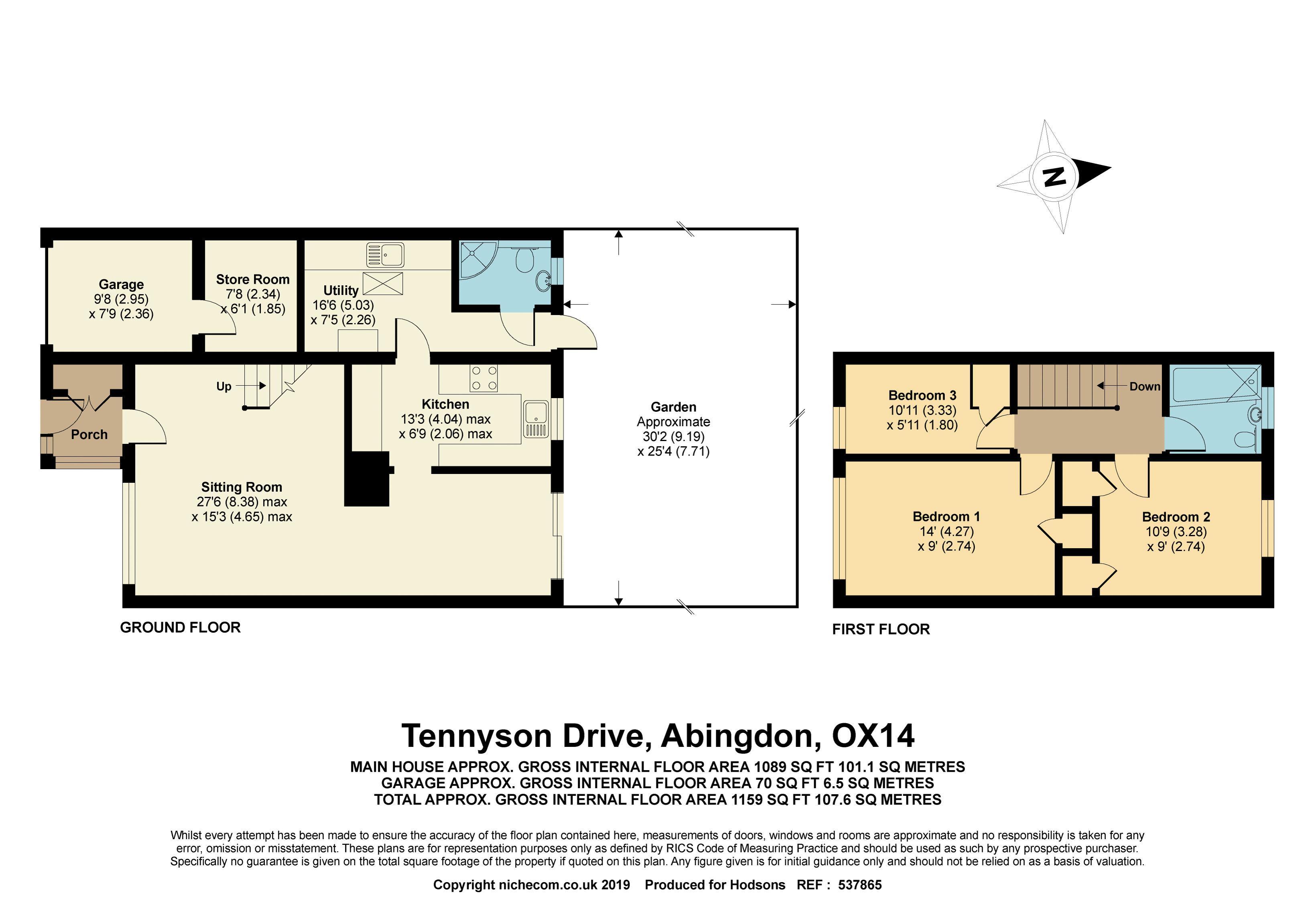 Tennyson Drive