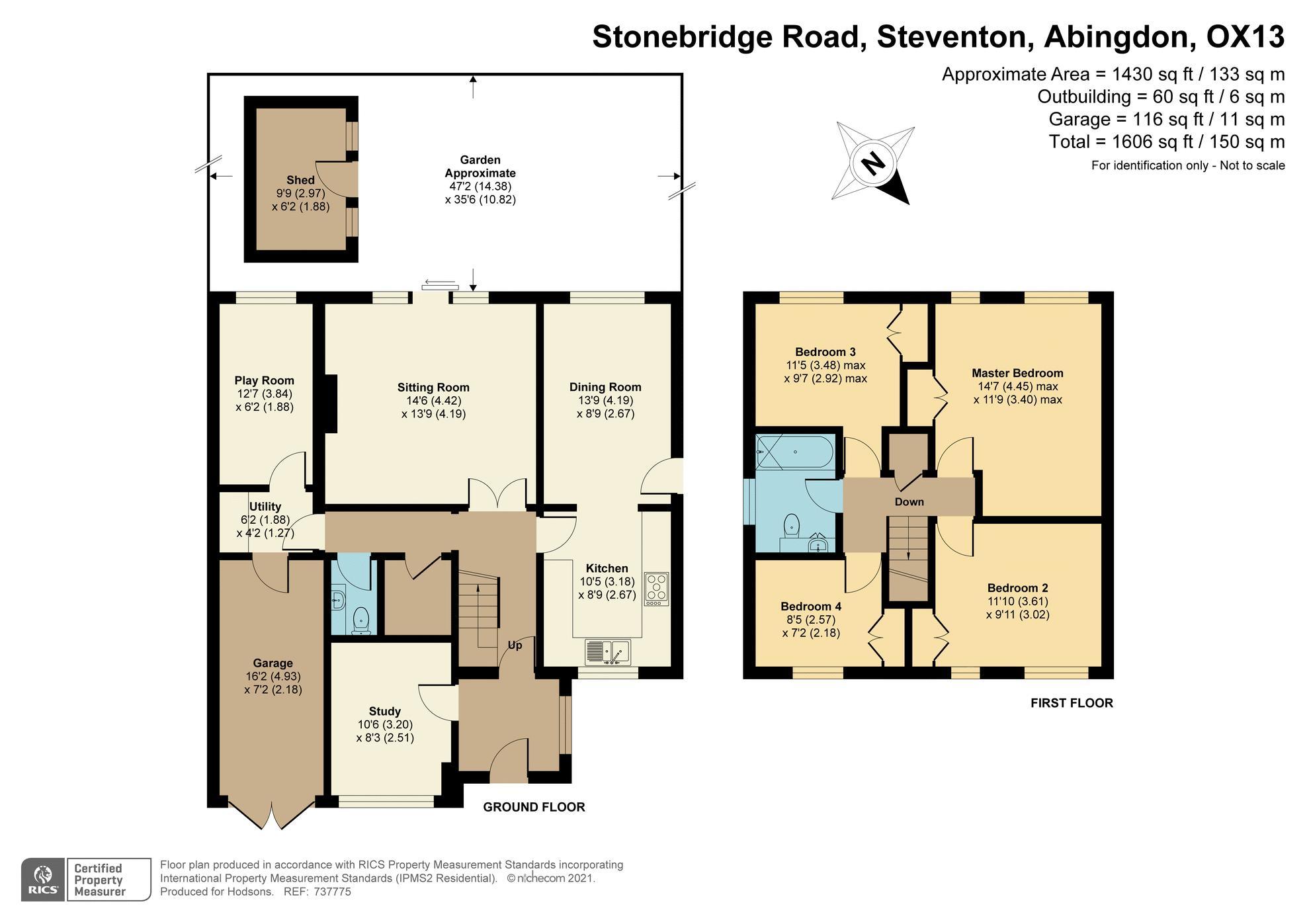 Stonebridge Road Steventon