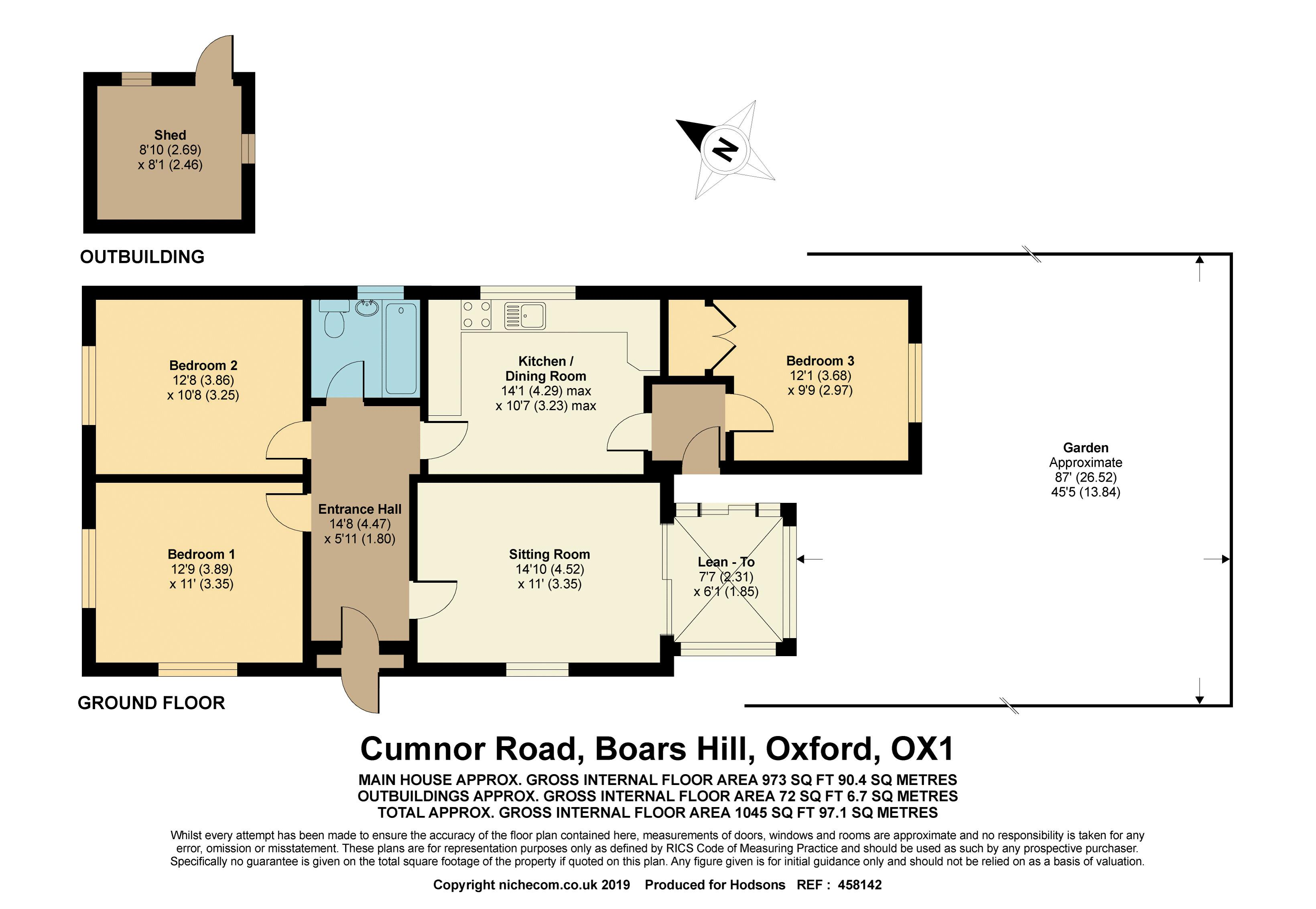 Cumnor Road Boars Hill