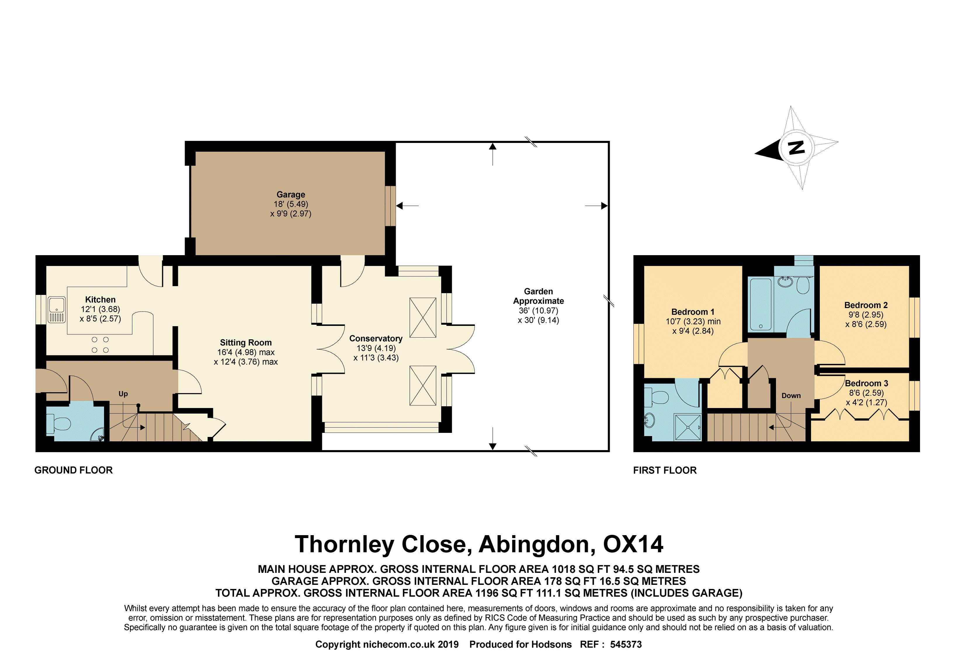 Thornley Close