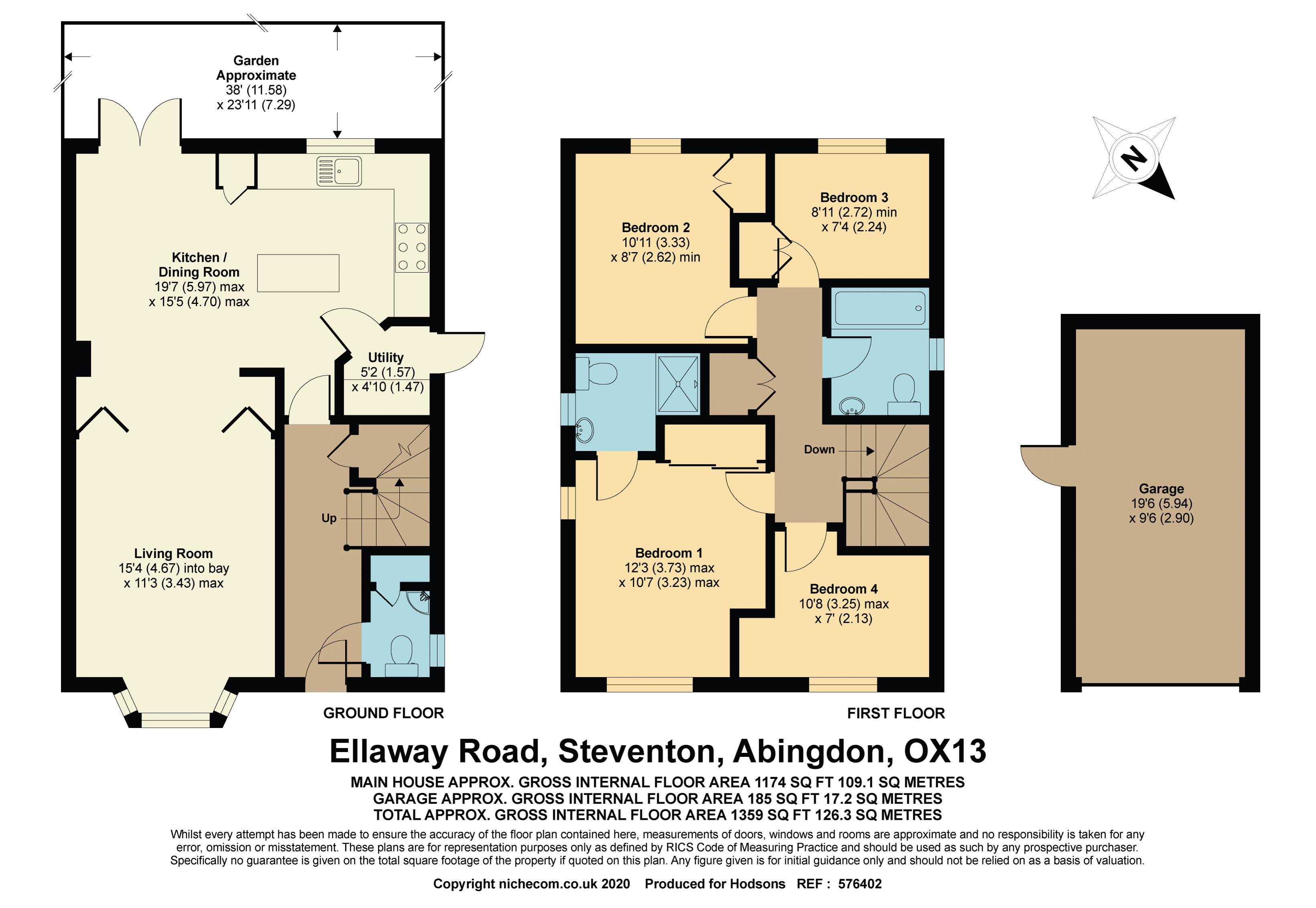 Ellaway Road Steventon