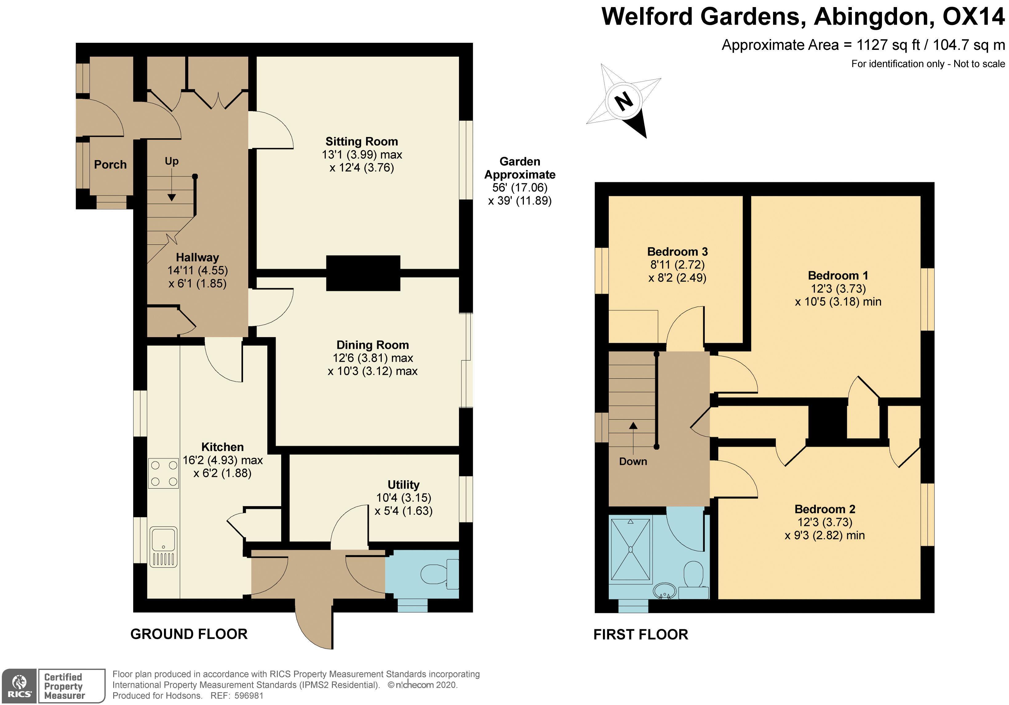 Welford Gardens