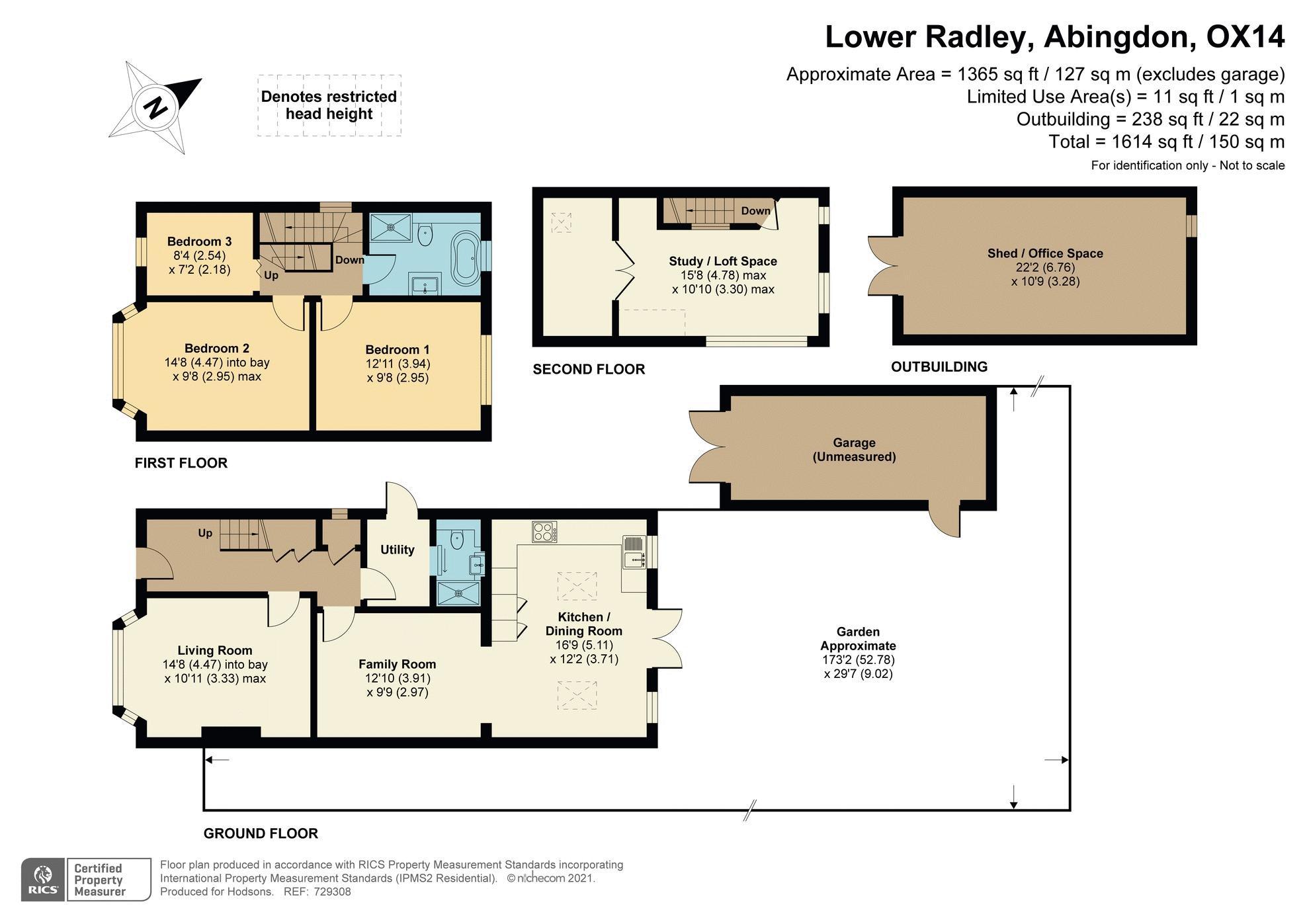 17 Lower Radley Radley