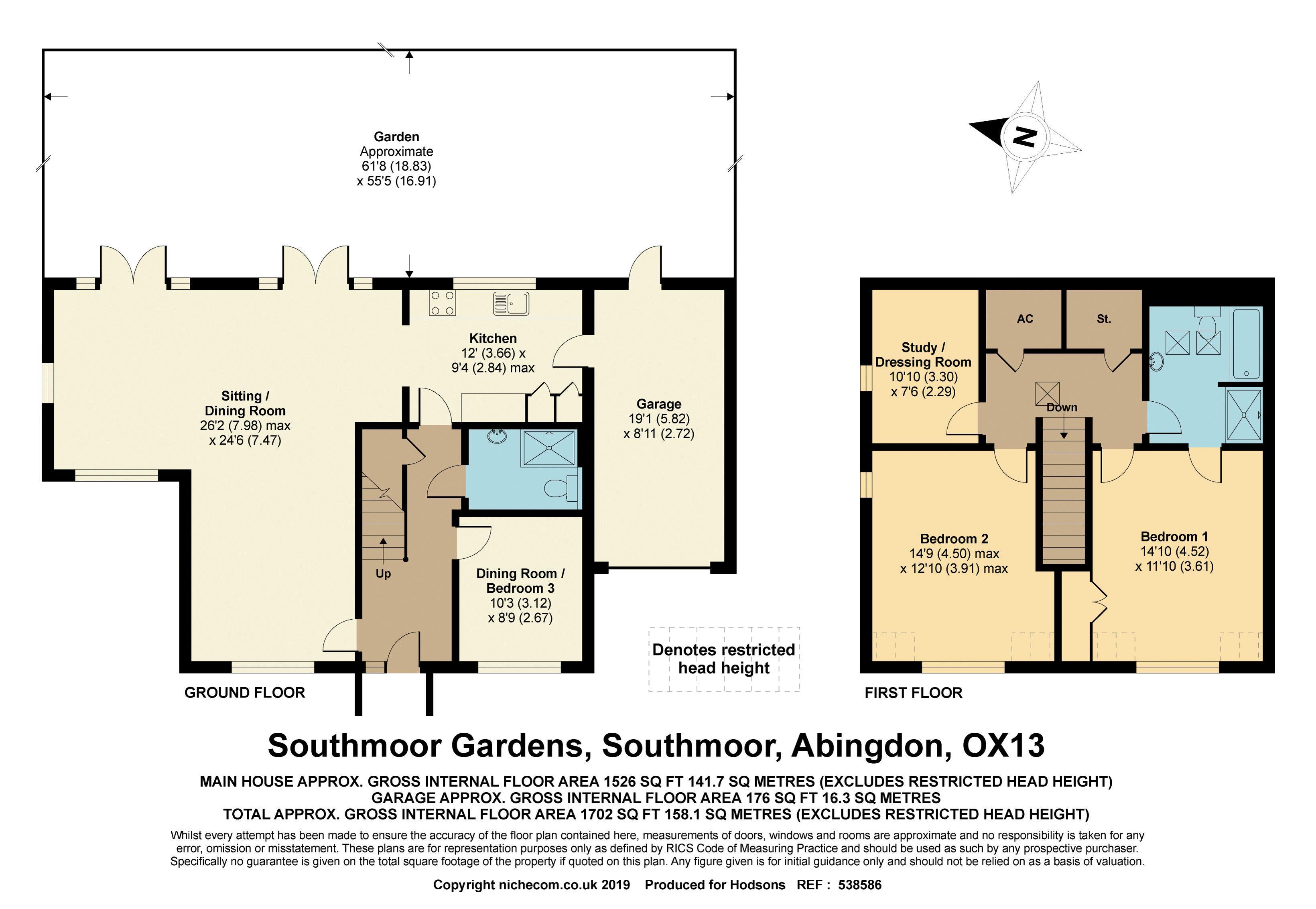 Southmoor Gardens Southmoor