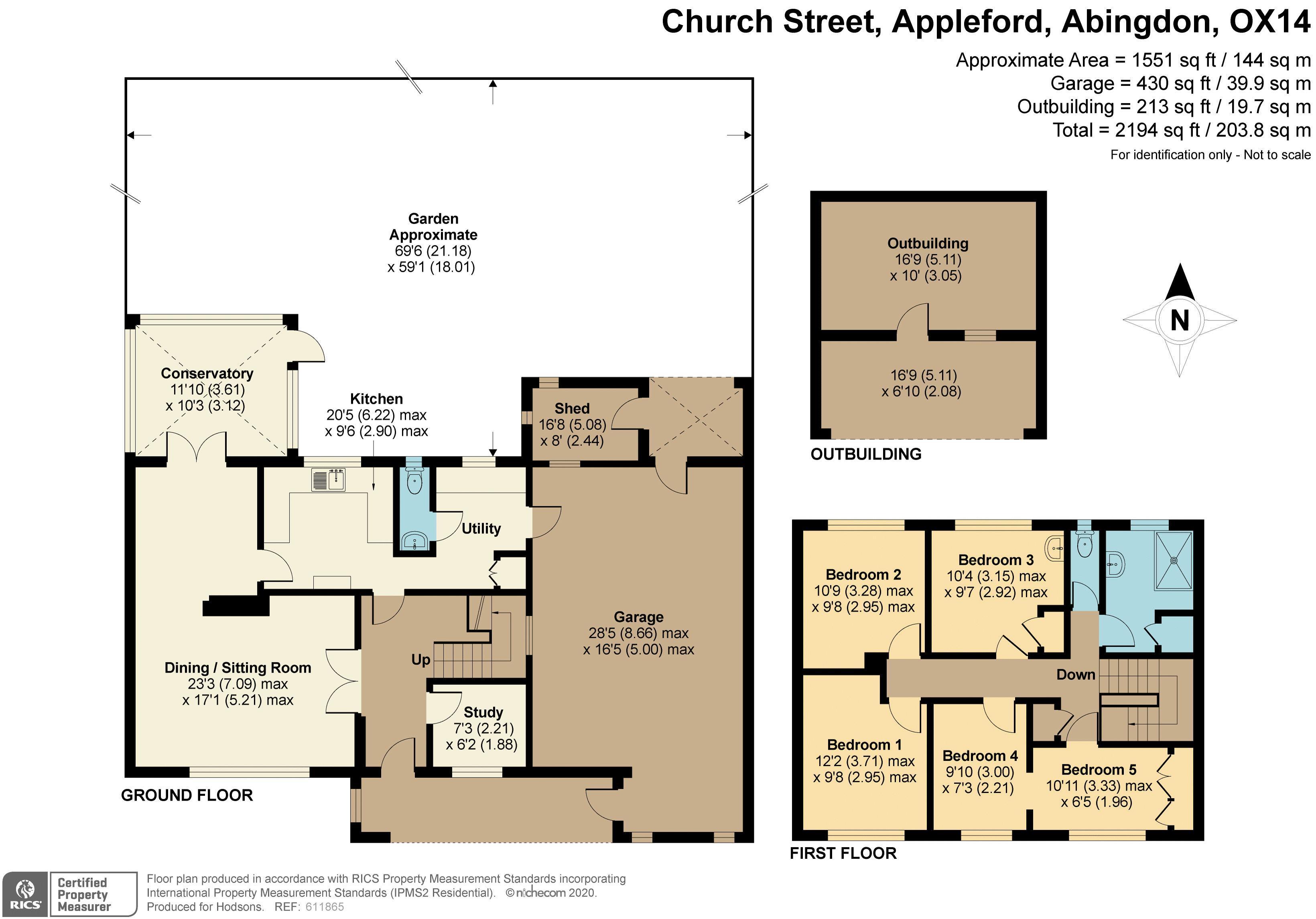 Church Street Appleford